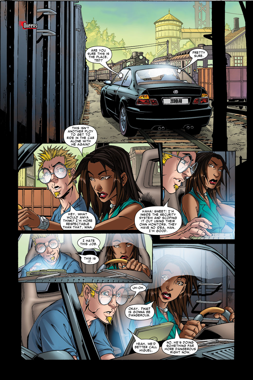 Read online Amazing Fantasy (2004) comic -  Issue #6 - 2