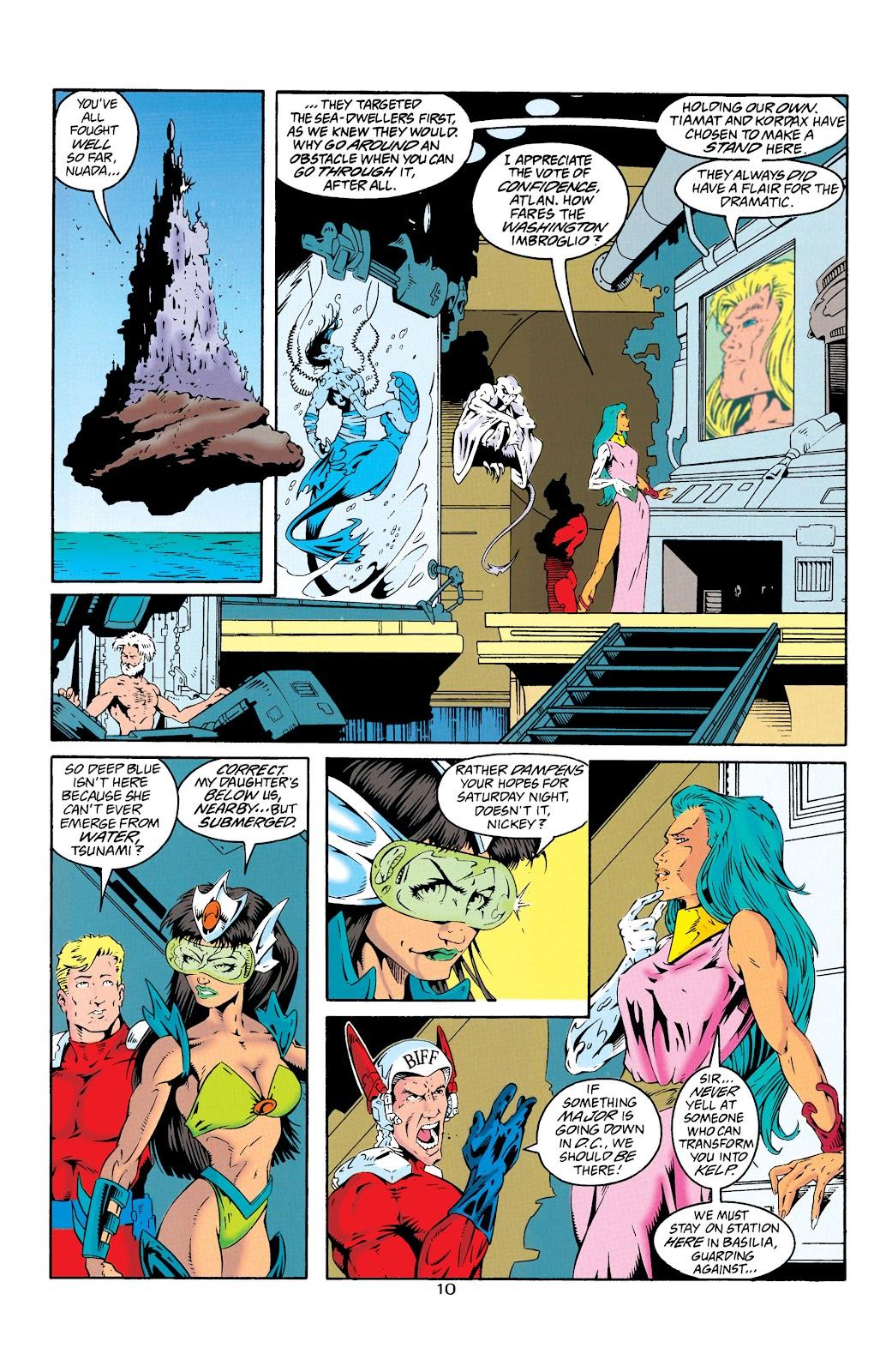 Aquaman (1994) Issue #25 #31 - English 11