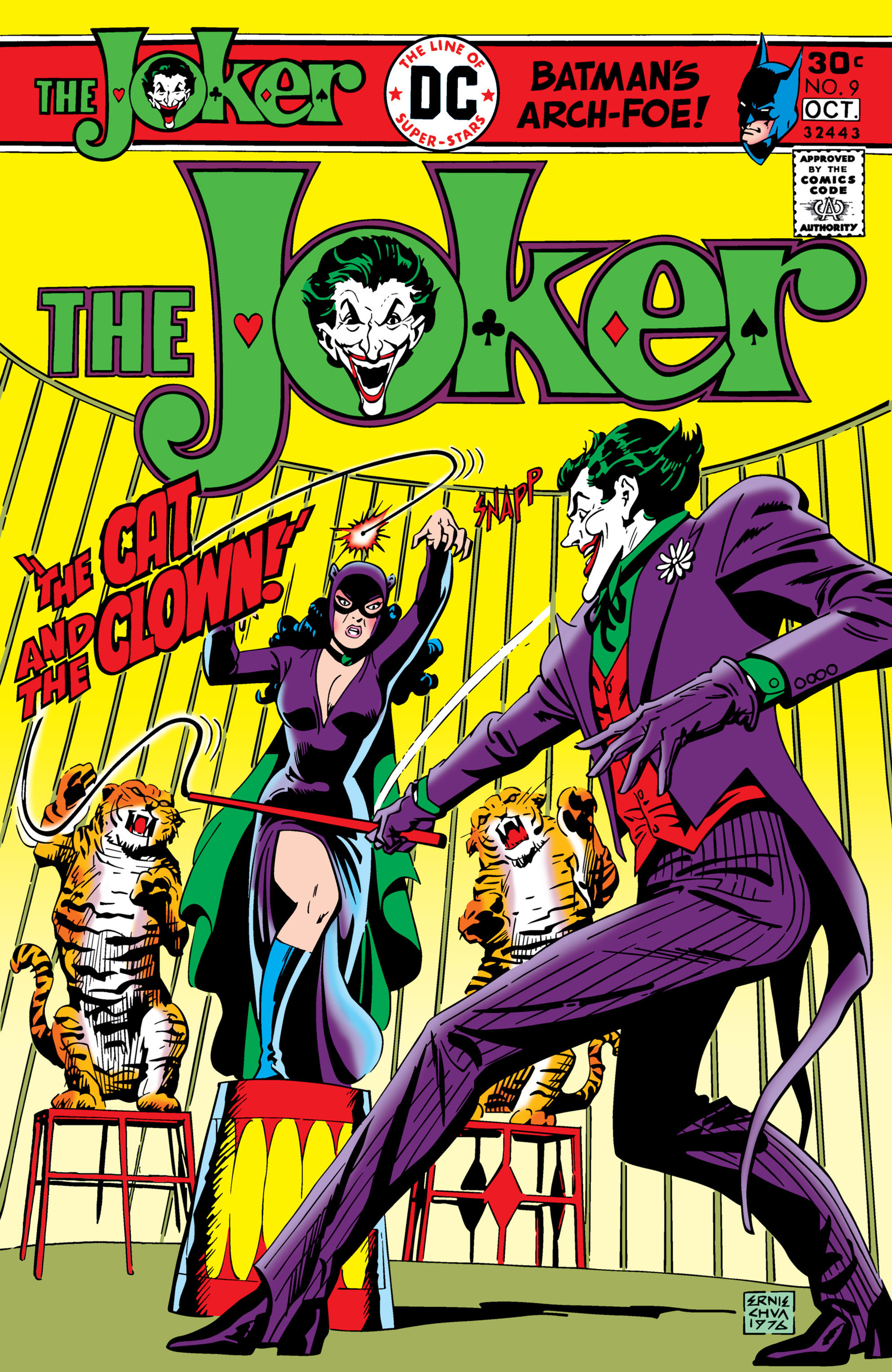 The Joker issue 9 - Page 1
