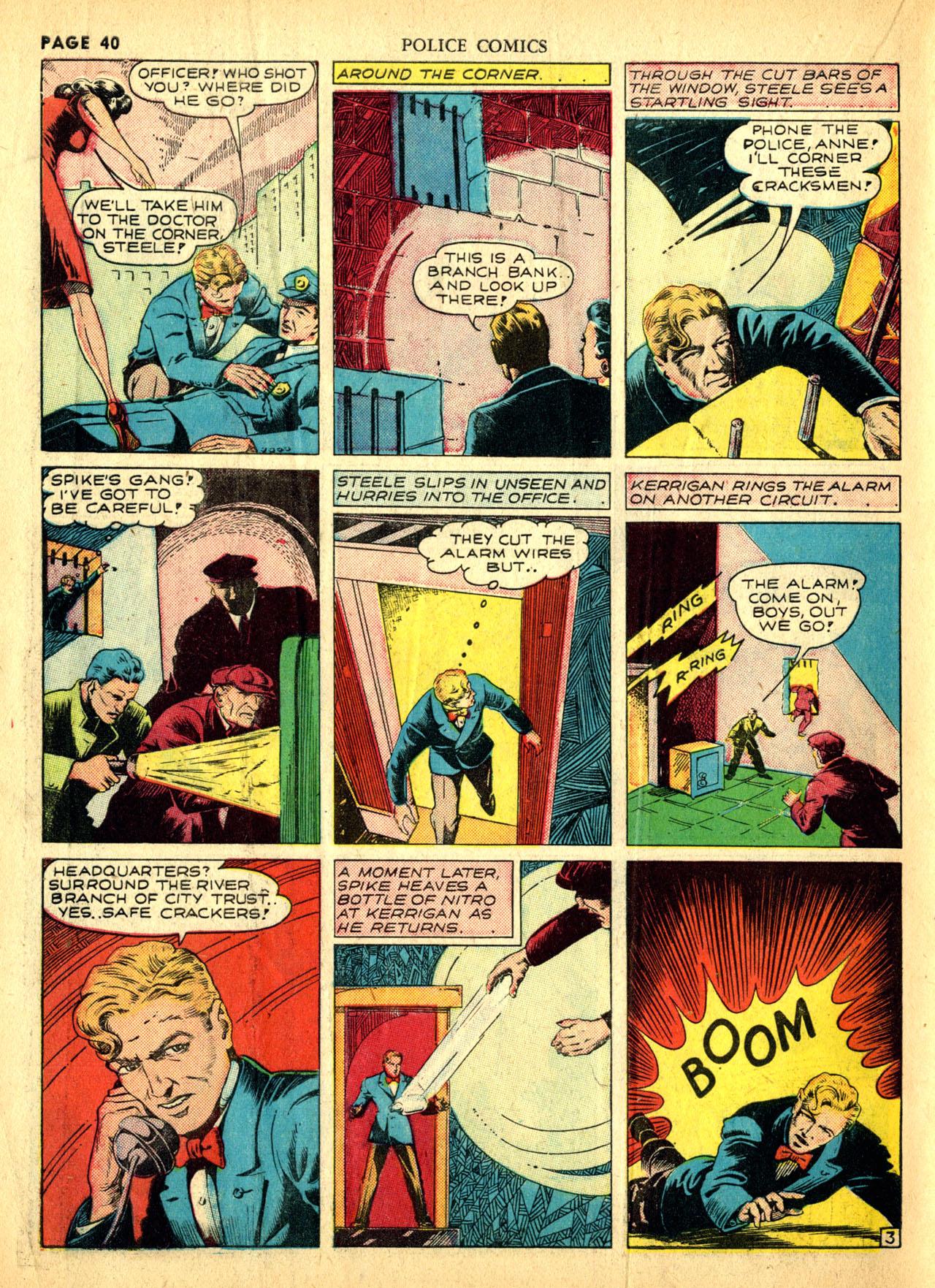 Police Comics #1 #127 - English 43
