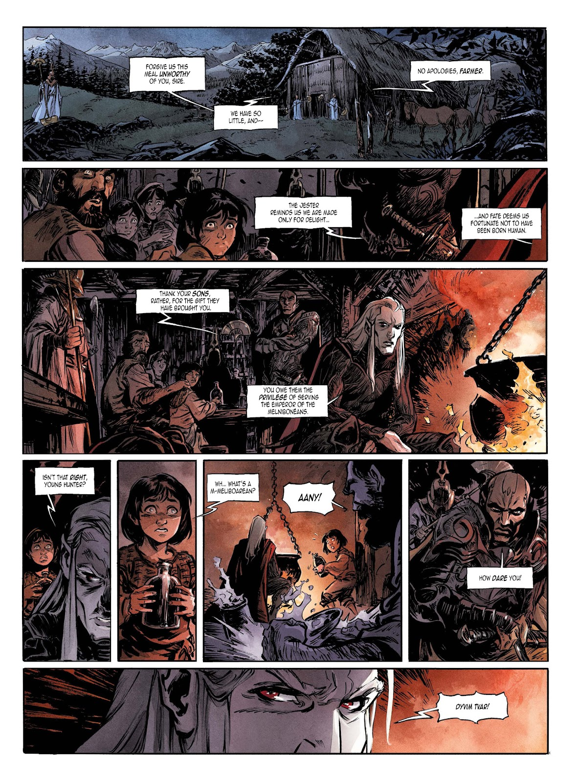 Elric (2014) TPB 2 #2 - English 35