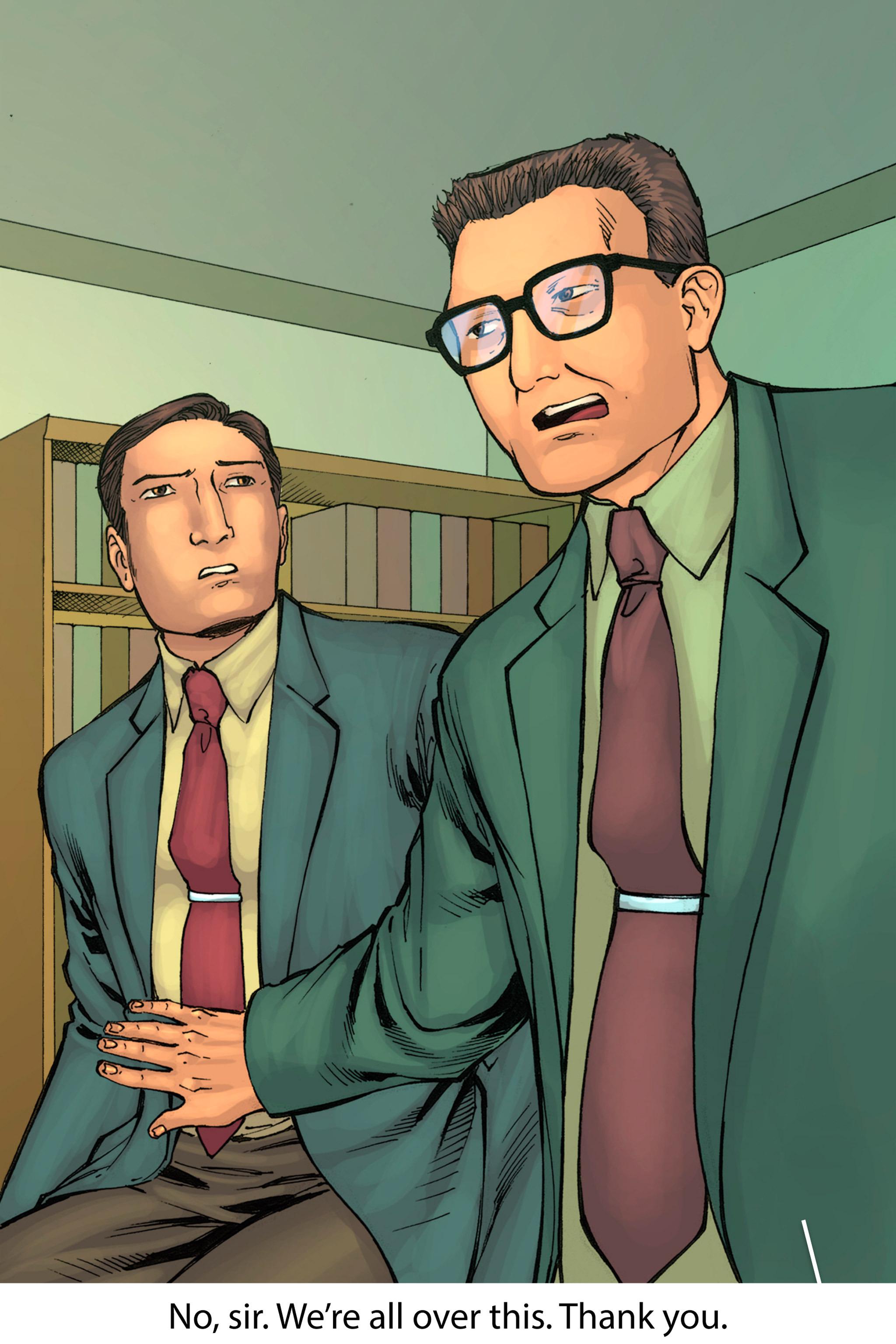 Read online Z-Men comic -  Issue #1 - 88
