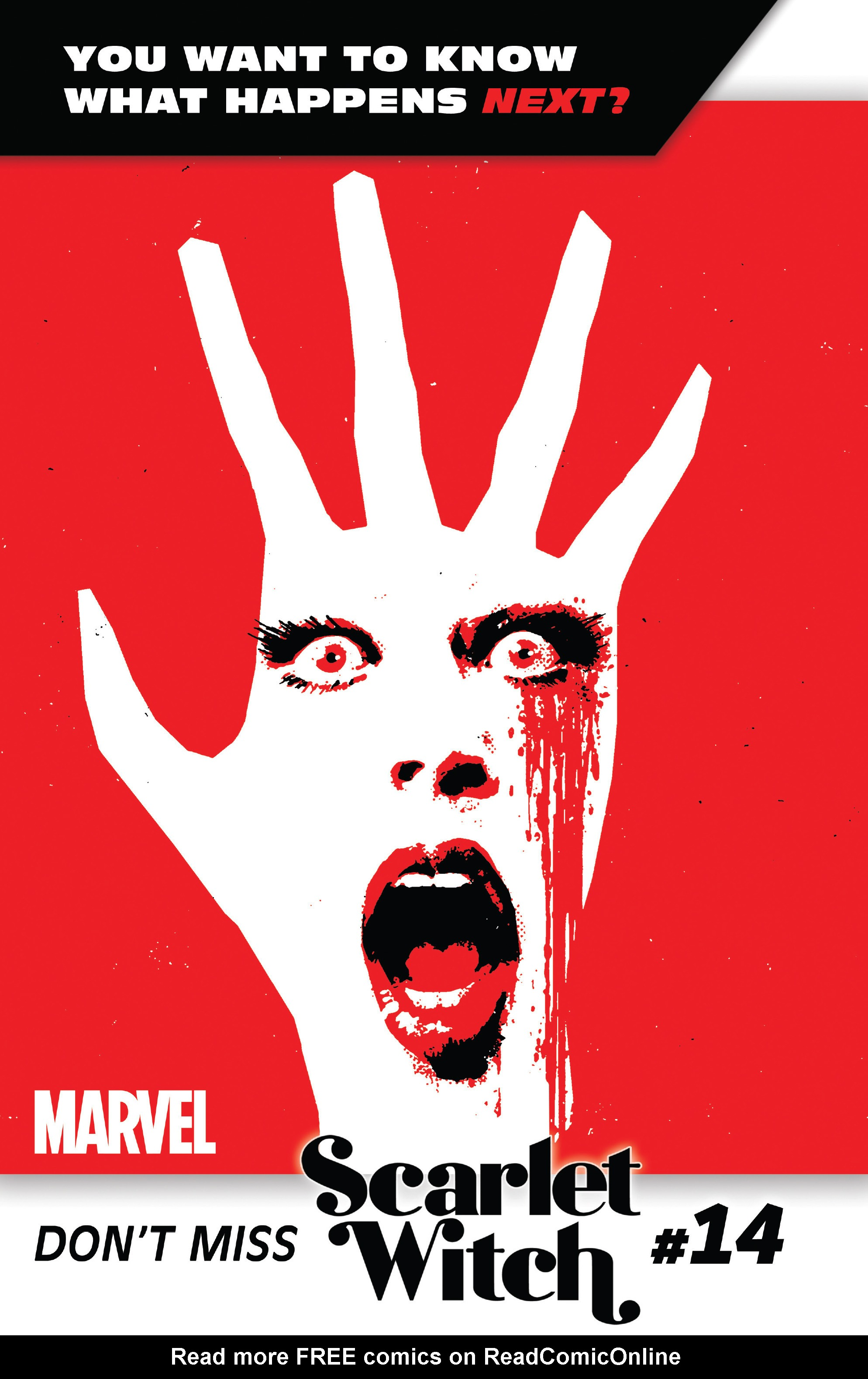 Read online Scarlet Witch (2016) comic -  Issue #13 - 21