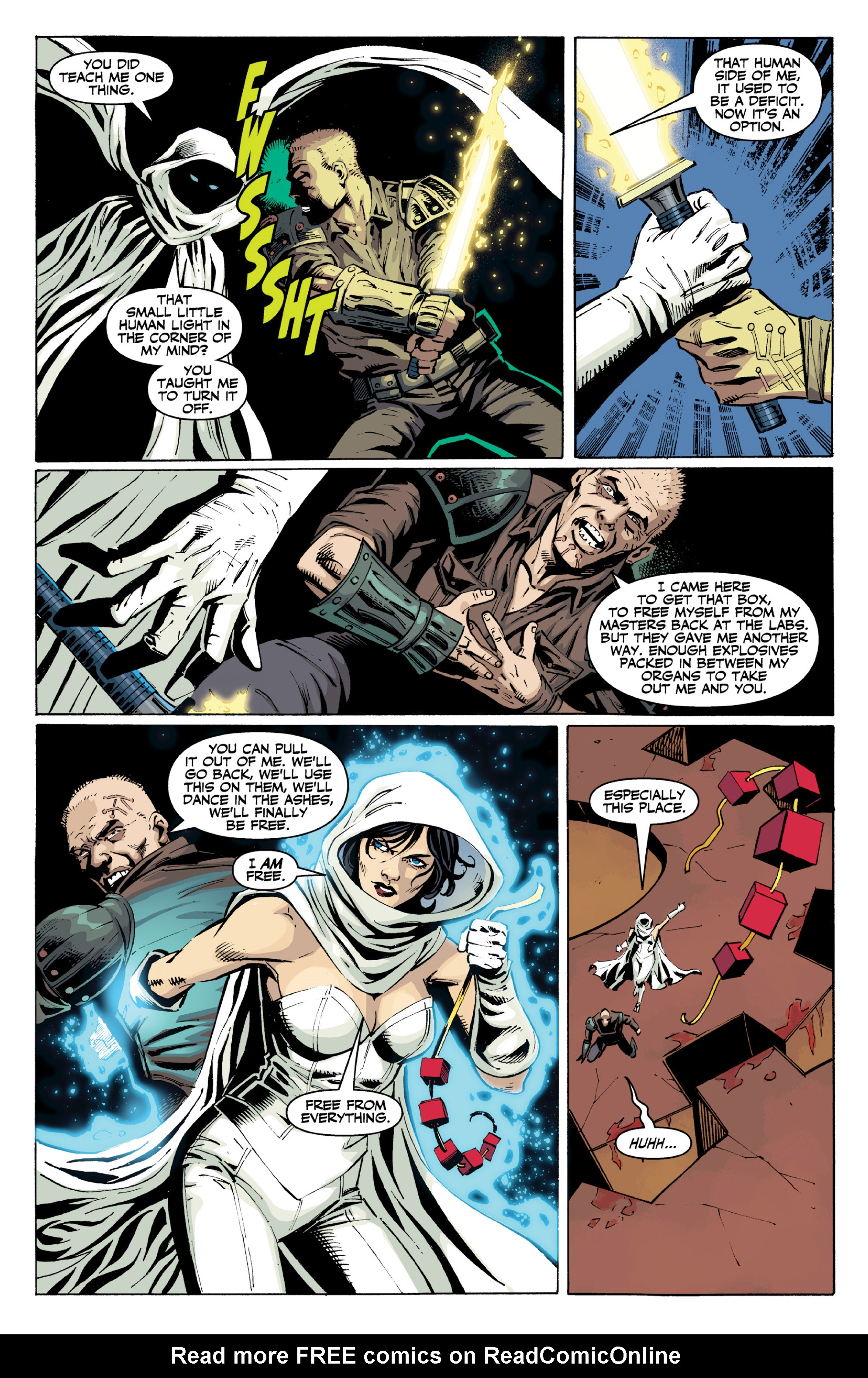 Read online Ghost (2013) comic -  Issue # TPB 2 - 95