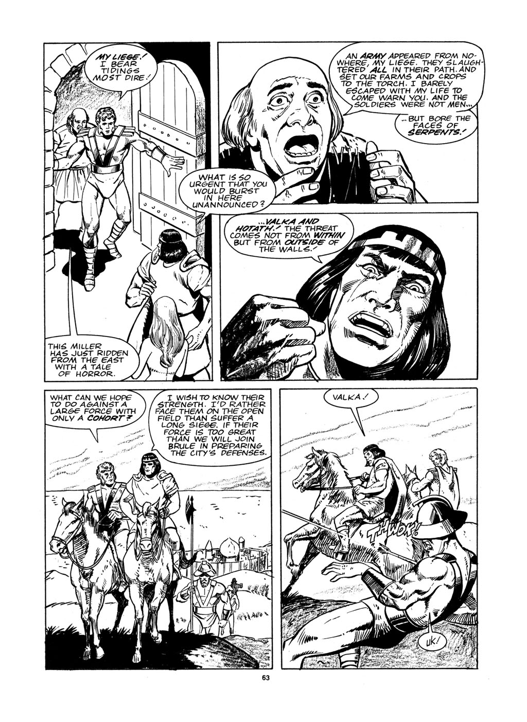 The Savage Sword Of Conan Issue #148 #149 - English 61