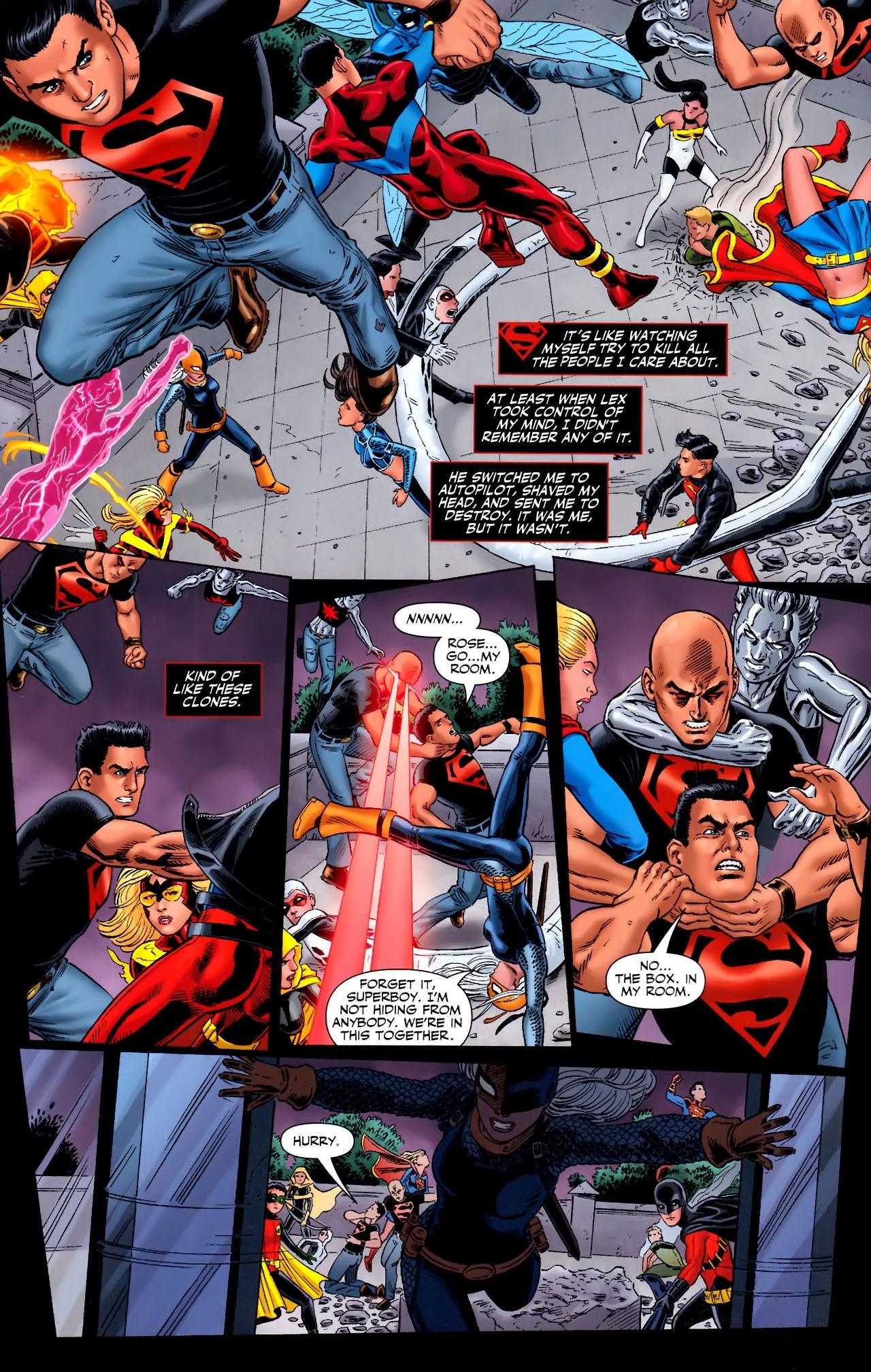 Teen Titans (2003) #100 #110 - English 15