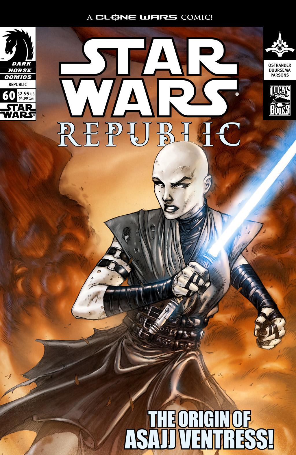 Star Wars: Republic 60 Page 1