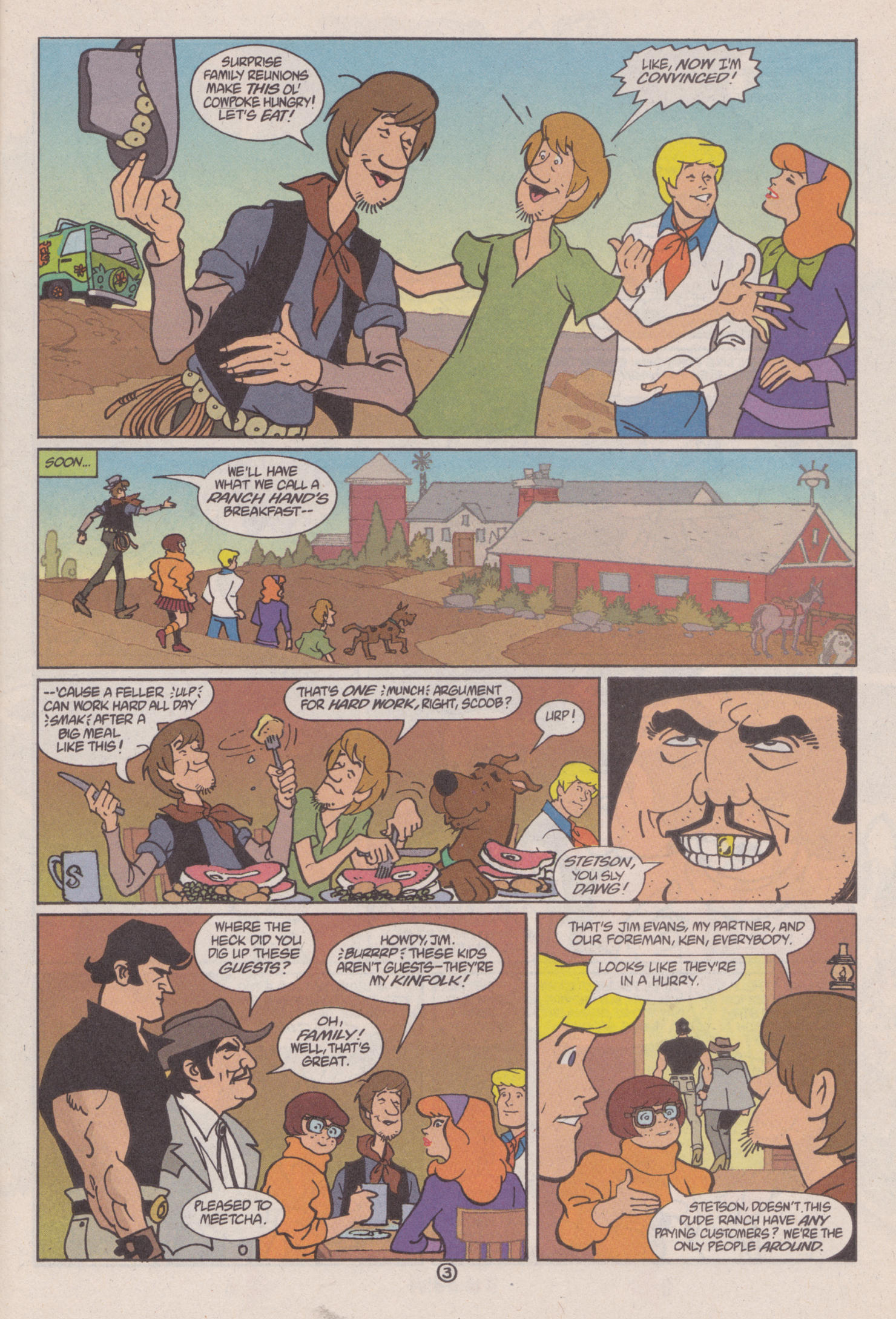Read online Scooby-Doo (1997) comic -  Issue #6 - 4