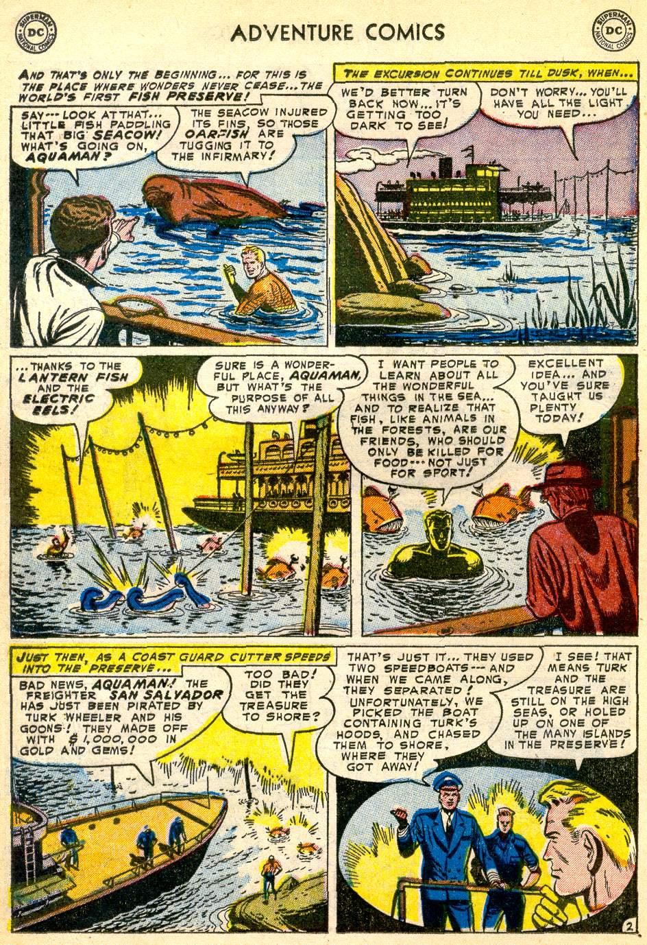Read online Adventure Comics (1938) comic -  Issue #192 - 18