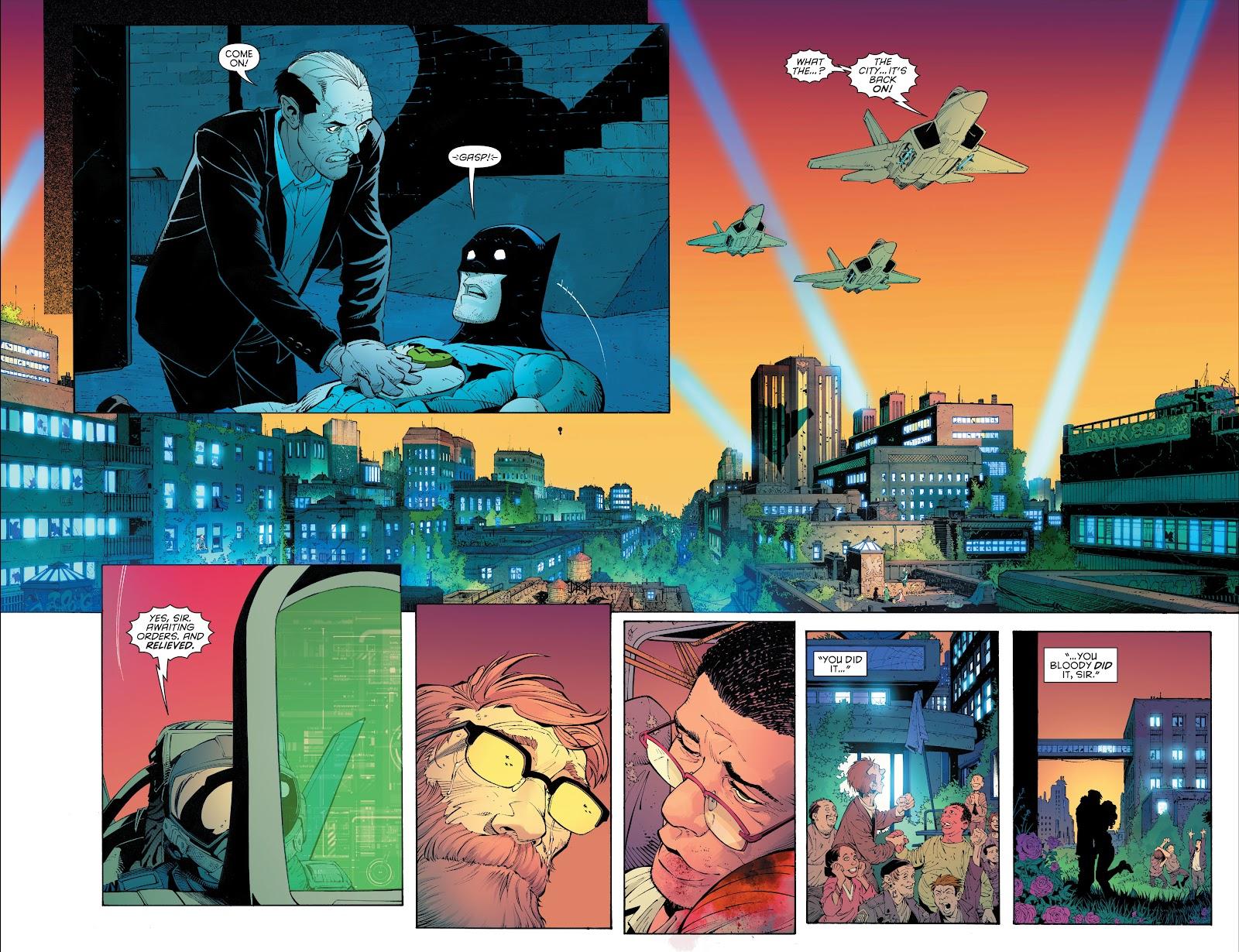 Batman (2011) Issue #33 #52 - English 24