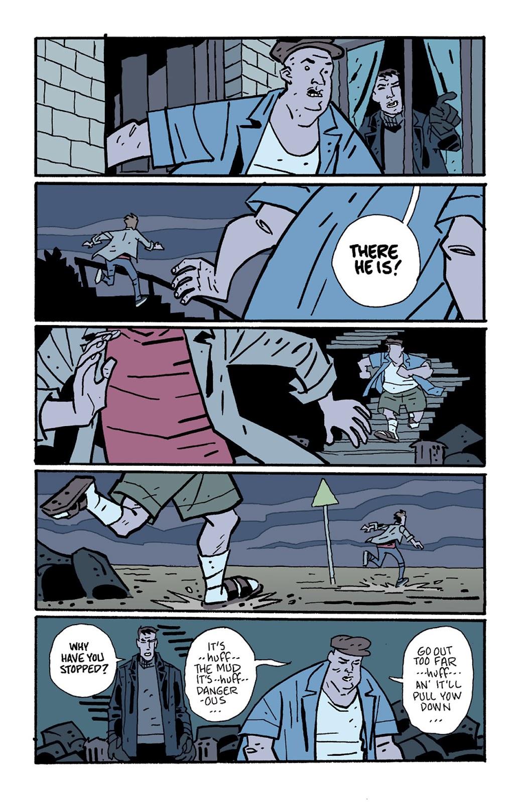Mudman Issue #2 #2 - English 7