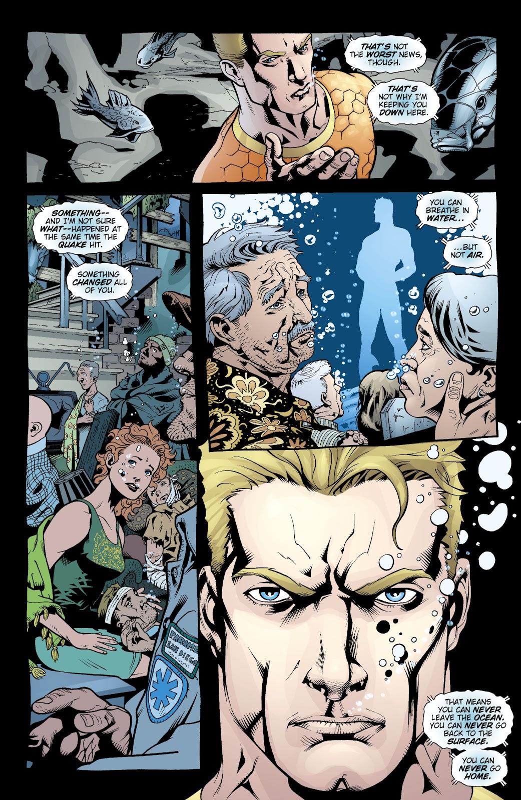 Aquaman (2003) Issue #17 #17 - English 10
