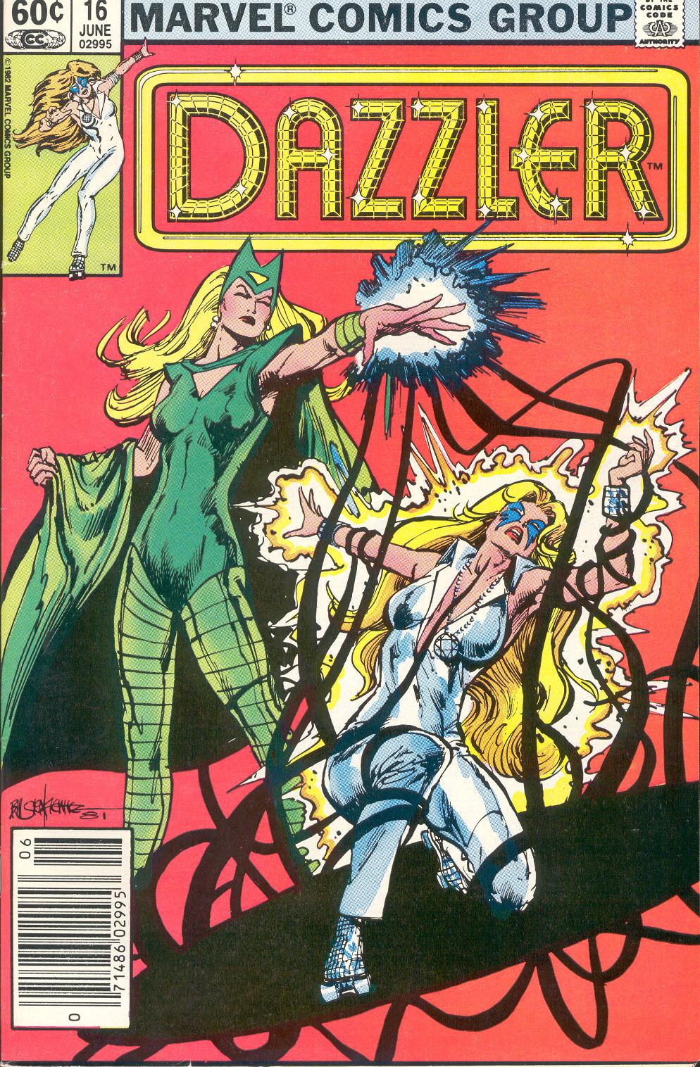 Dazzler (1981) 16 Page 1