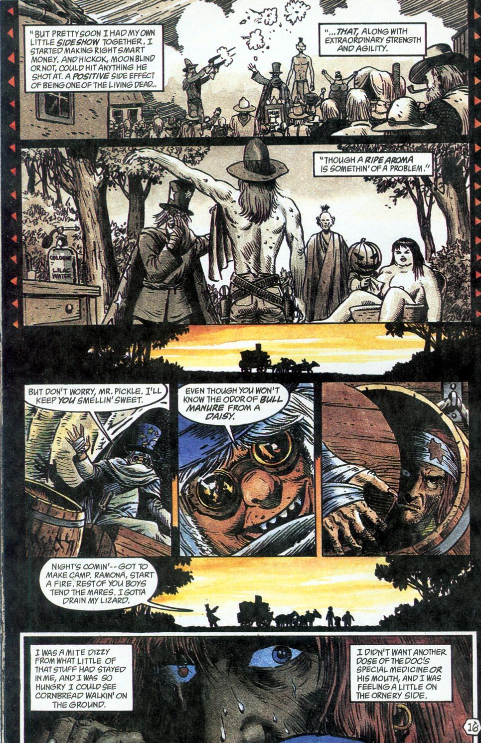 Jonah Hex: Two-Gun Mojo Issue #4 #4 - English 18
