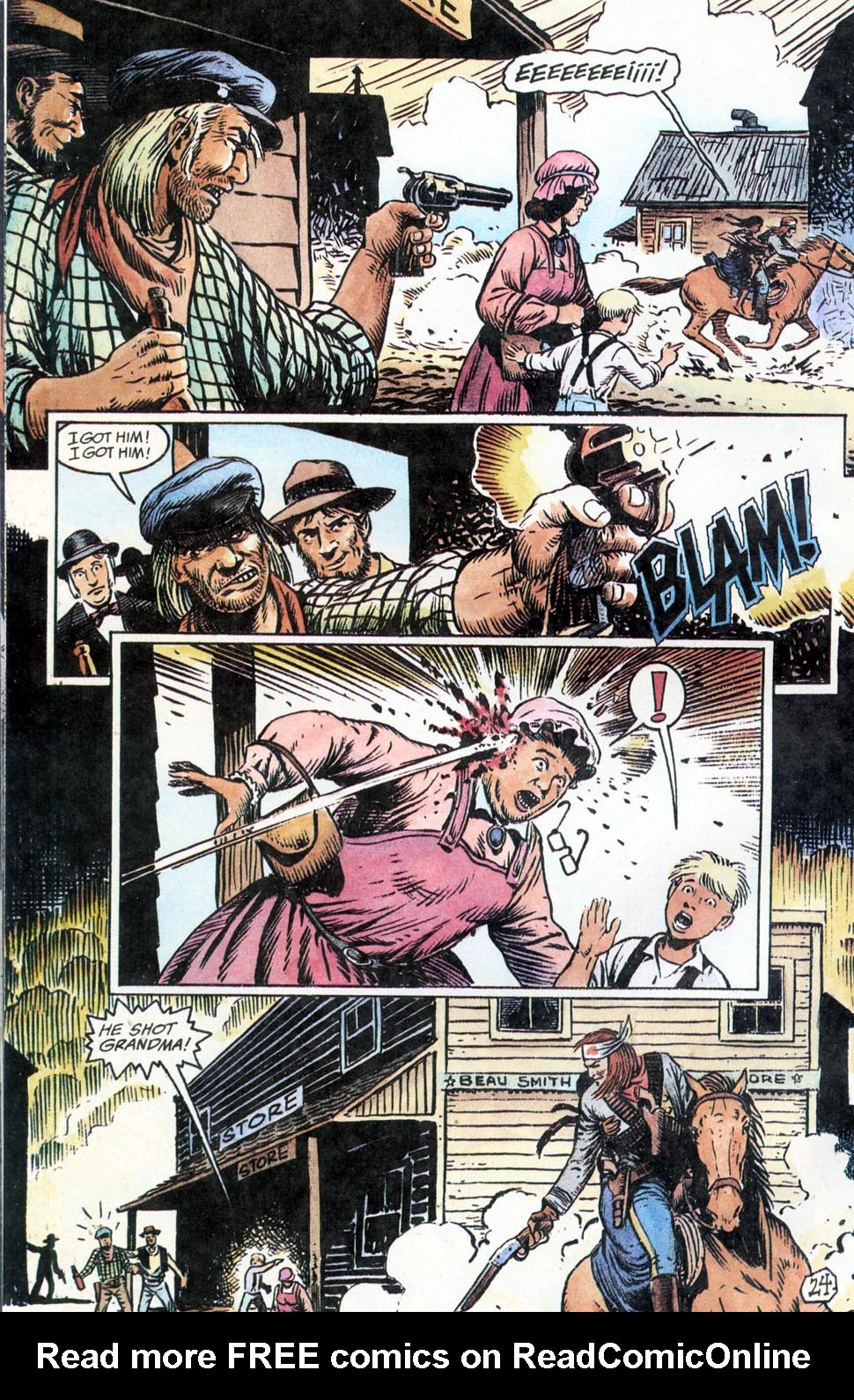 Jonah Hex: Two-Gun Mojo Issue #2 #2 - English 26