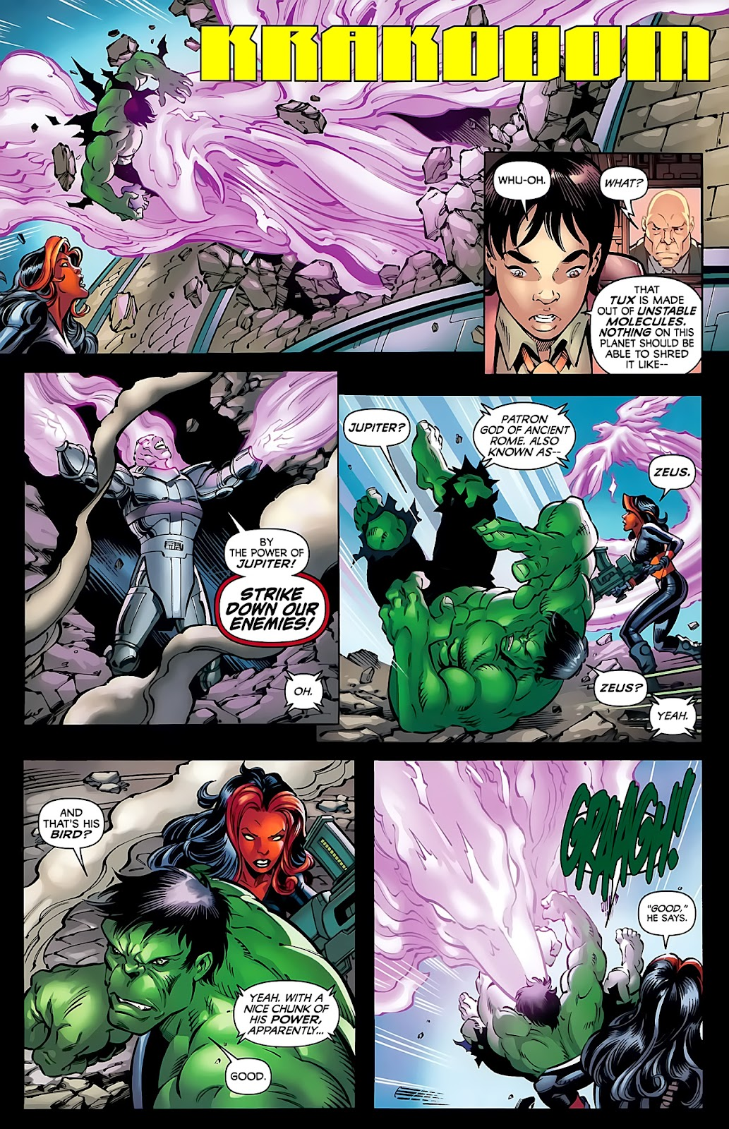 Incredible Hulks (2010) Issue #628 #18 - English 15