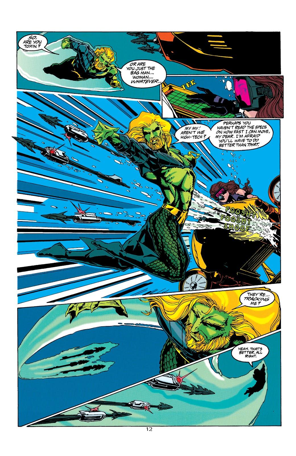 Aquaman (1994) Issue #32 #38 - English 12