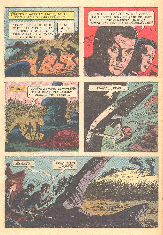 Star Trek (1967) Issue #1 #1 - English 24