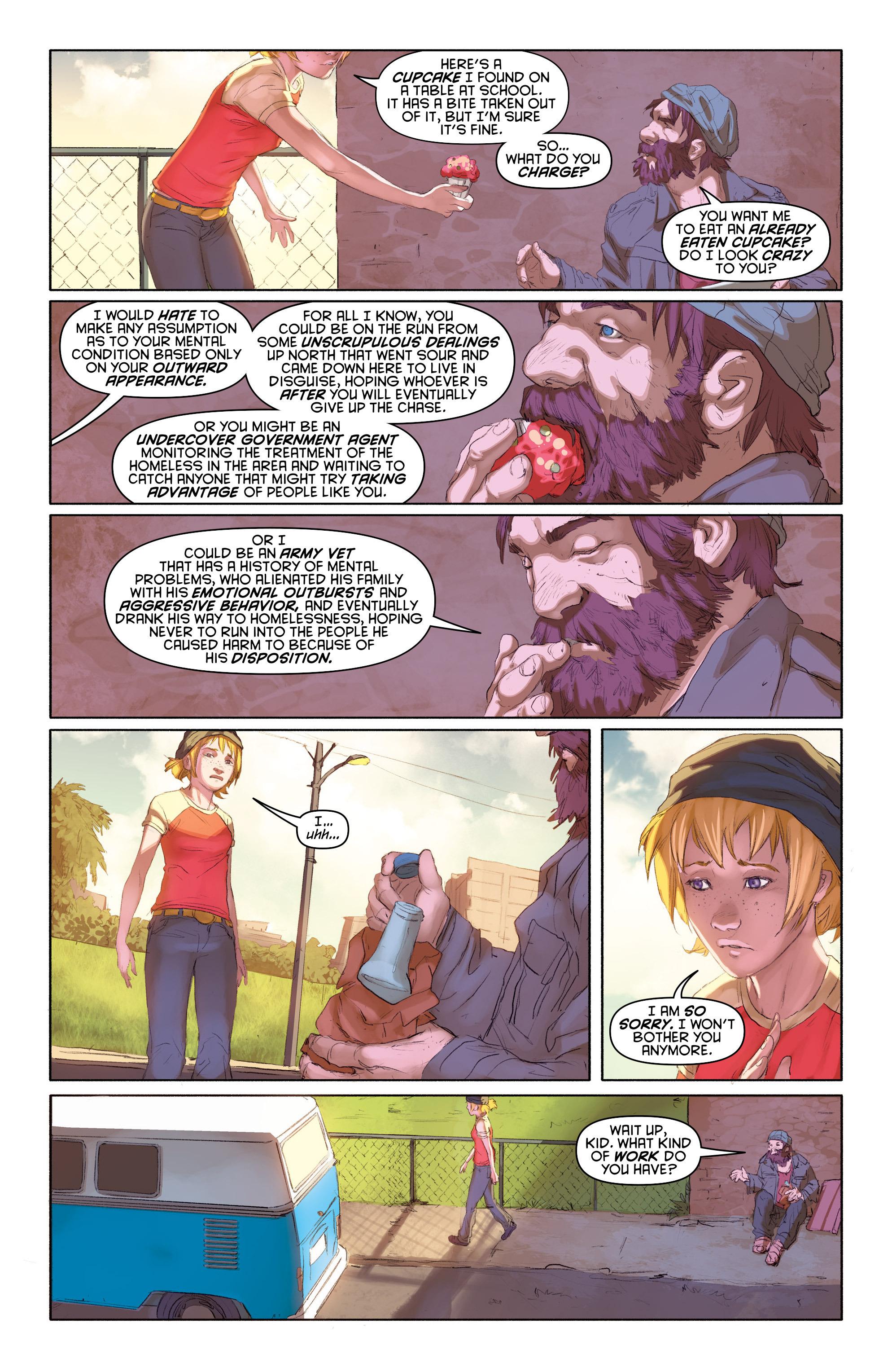 SuperZero #1 #6 - English 7