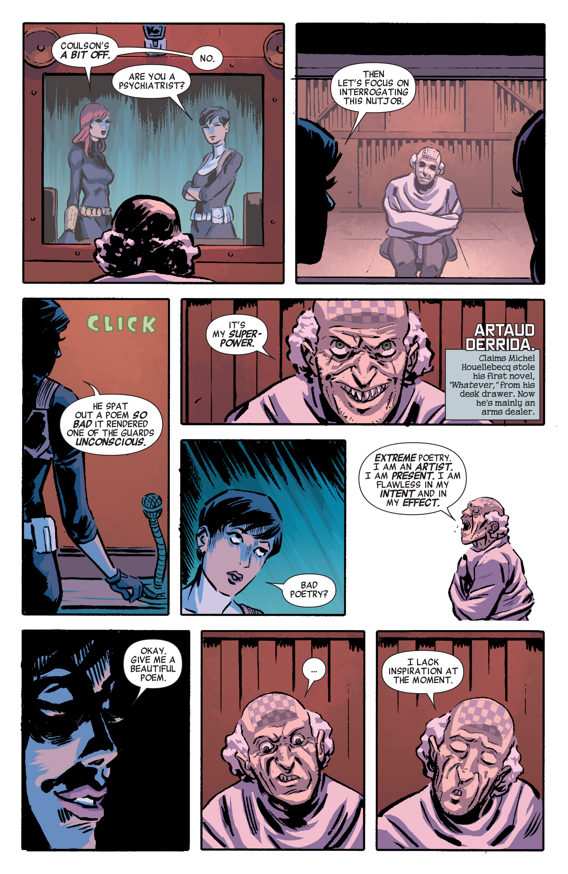 Read online Secret Avengers (2014) comic -  Issue #5 - 9