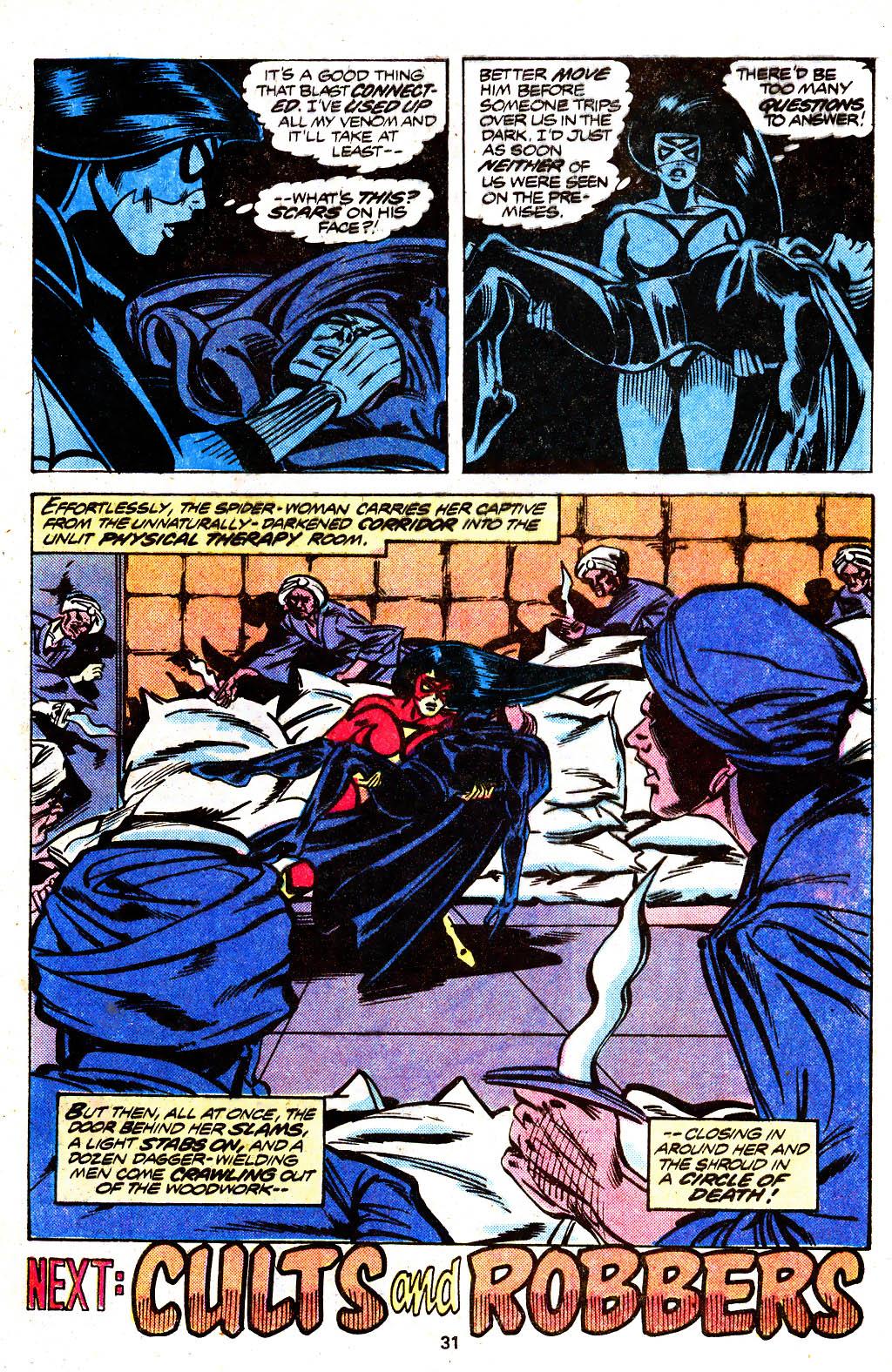 Spider-Woman (1978) #13 #38 - English 19