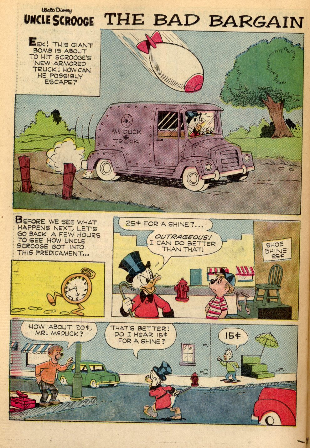 Uncle Scrooge (1953) Issue #82 #82 - English 26