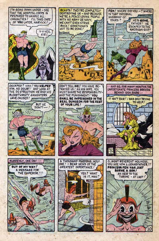 Sub-Mariner Comics #32 #32 - English 12