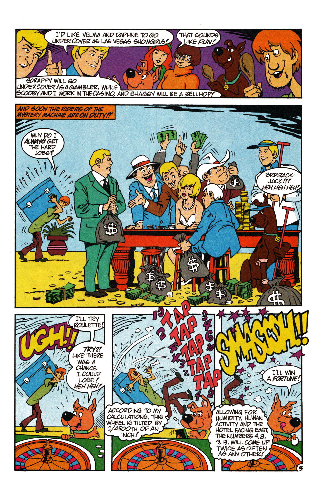 Read online Scooby-Doo (1995) comic -  Issue #13 - 6
