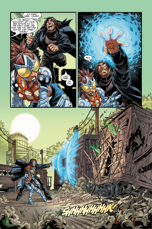 Read online Amazing Fantasy (2004) comic -  Issue #6 - 19