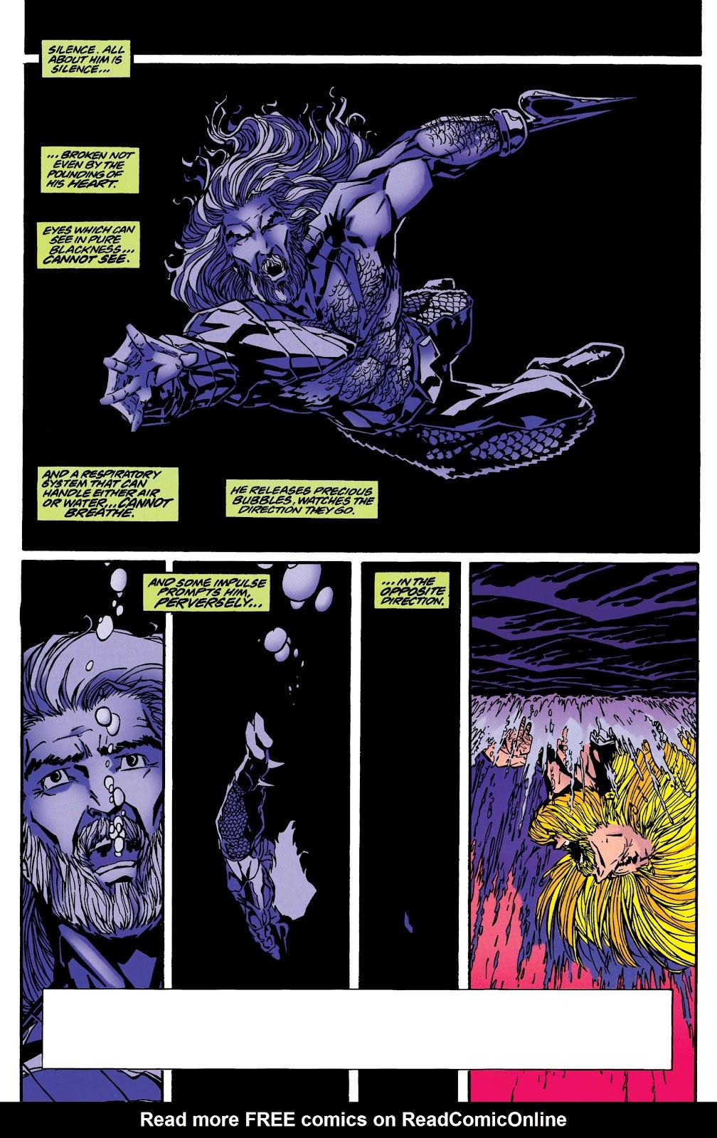 Aquaman (1994) Issue #46 #52 - English 2