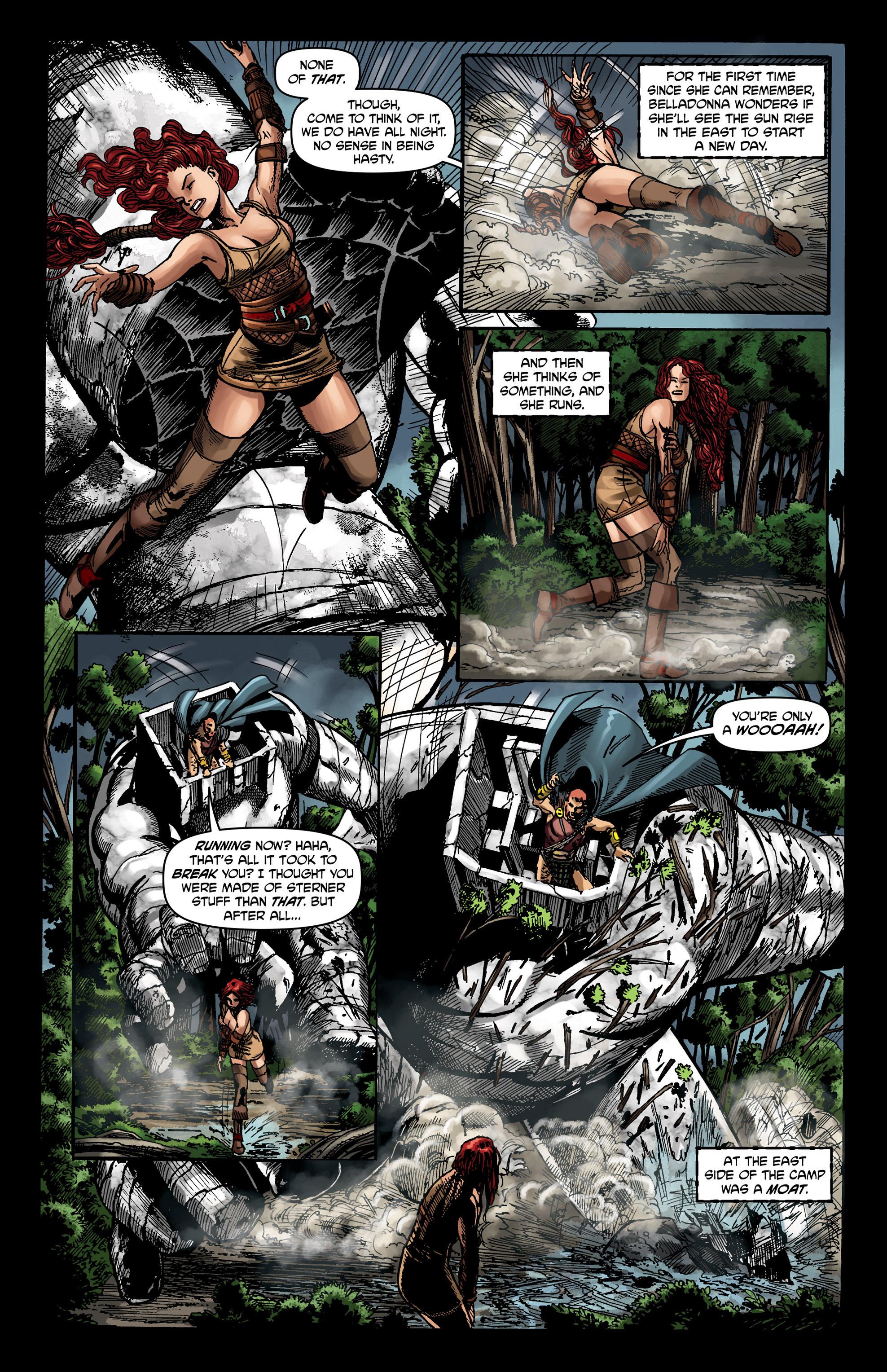 Read online Belladonna comic -  Issue #0 - 21