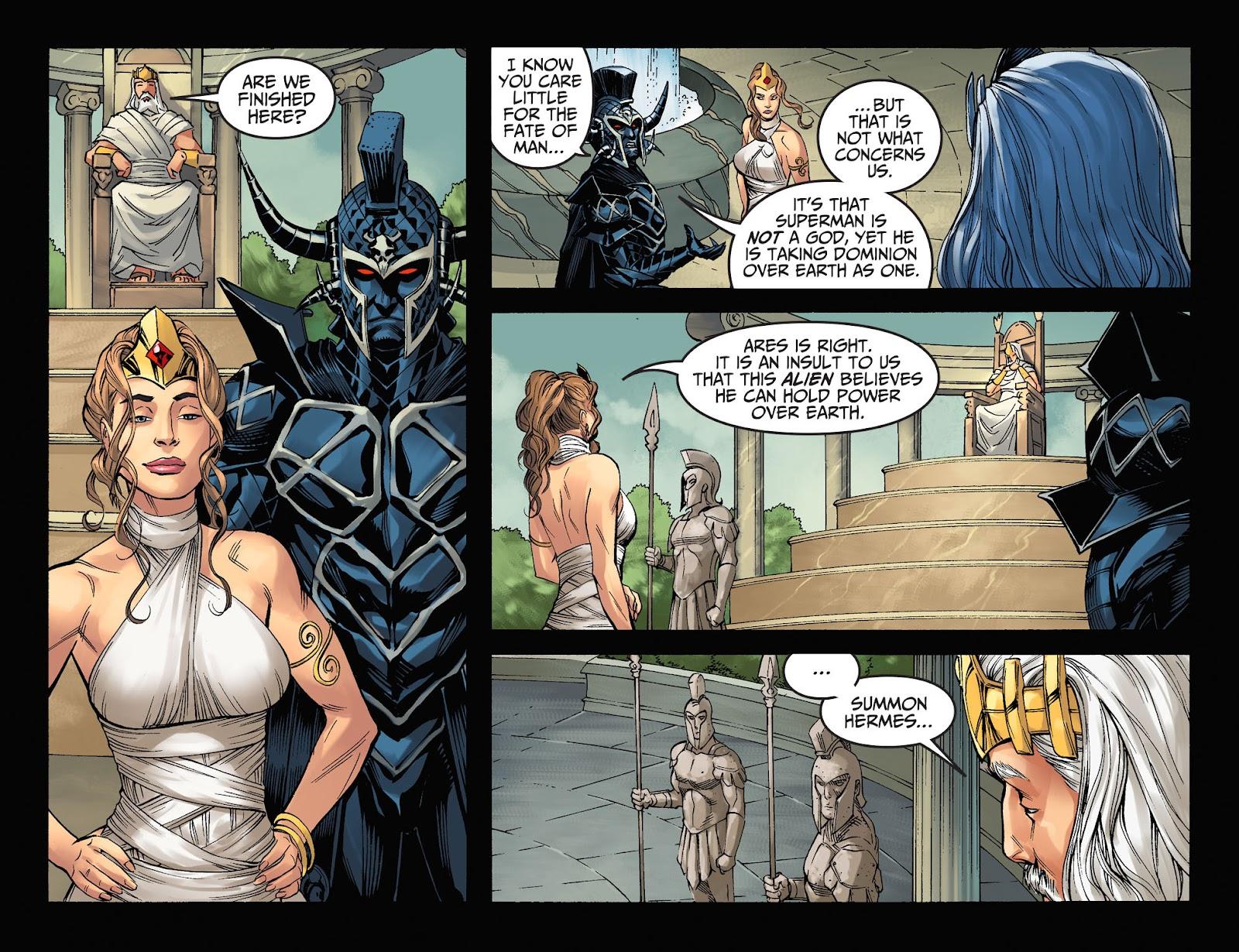 Injustice: Gods Among Us Year Four Issue #7 #8 - English 17