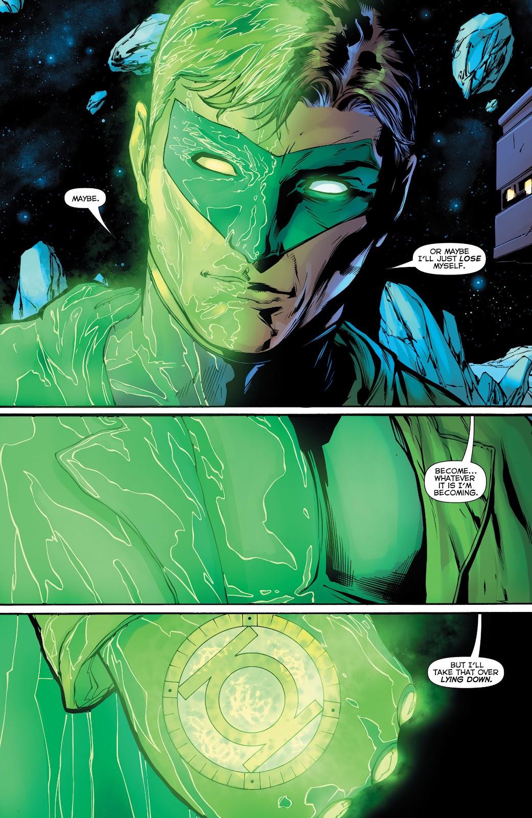 Green Lantern (2011) Issue #52 #61 - English 24
