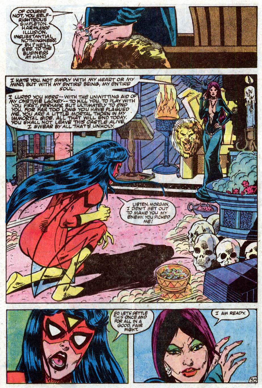 Spider-Woman (1978) #50 #50 - English 32