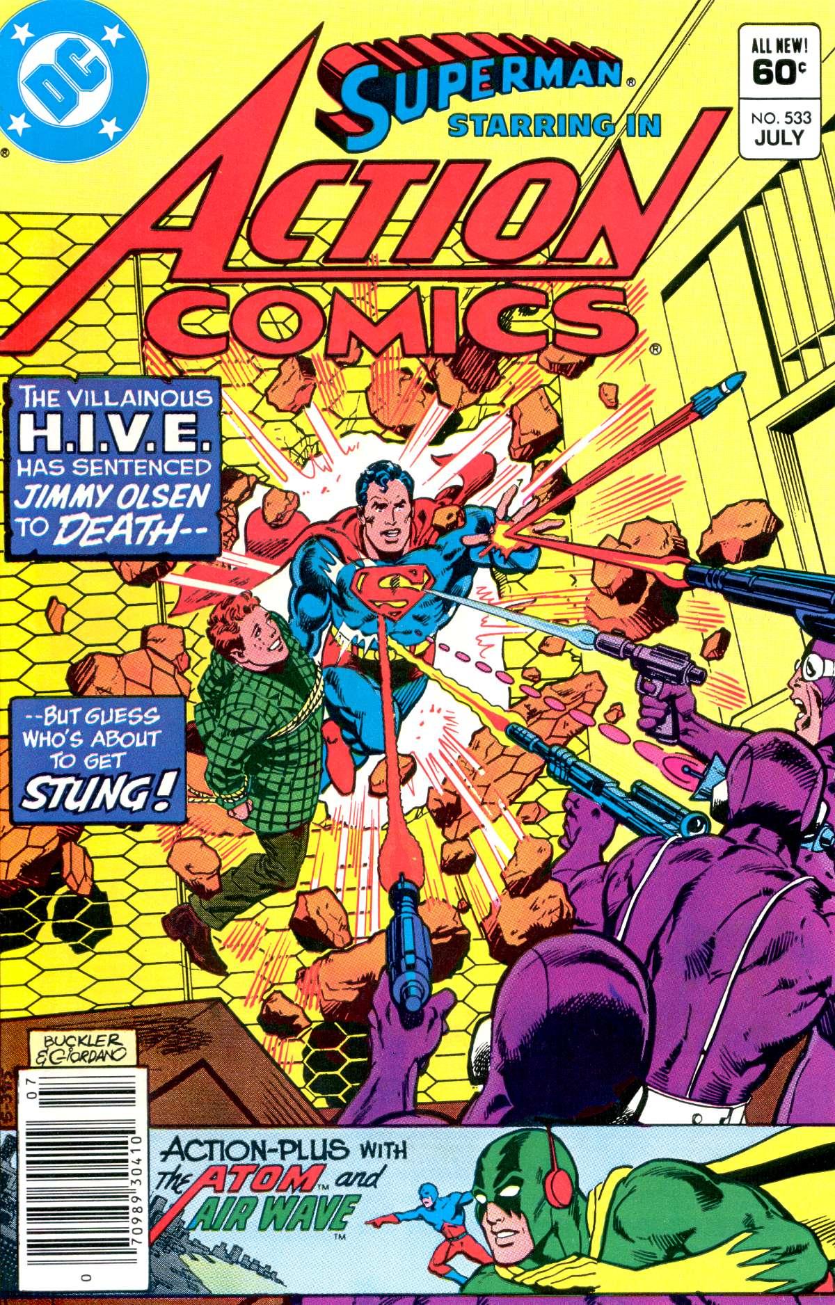 Action Comics (1938) 533 Page 1