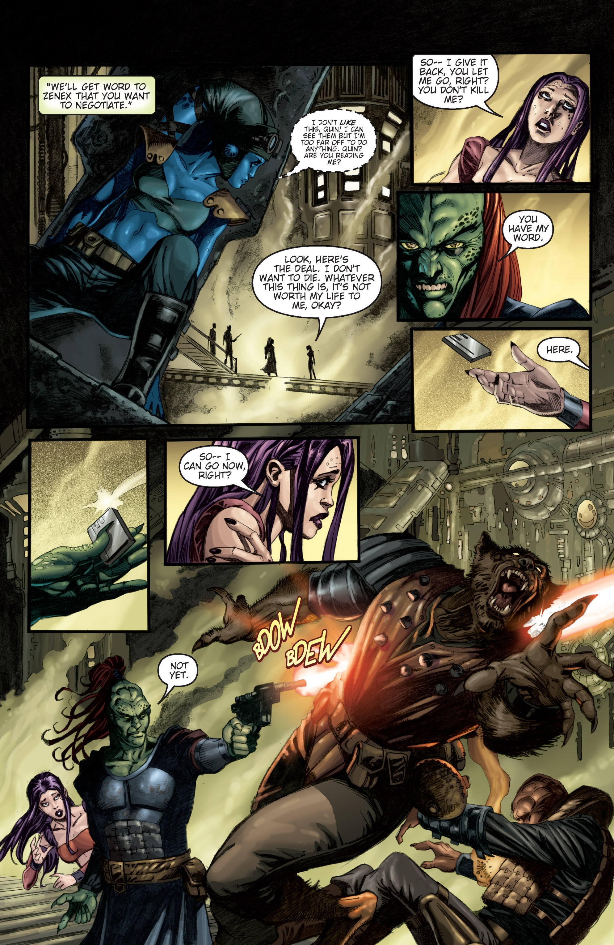Star Wars Legends Epic Collection: The Clone Wars chap 1 pic 20