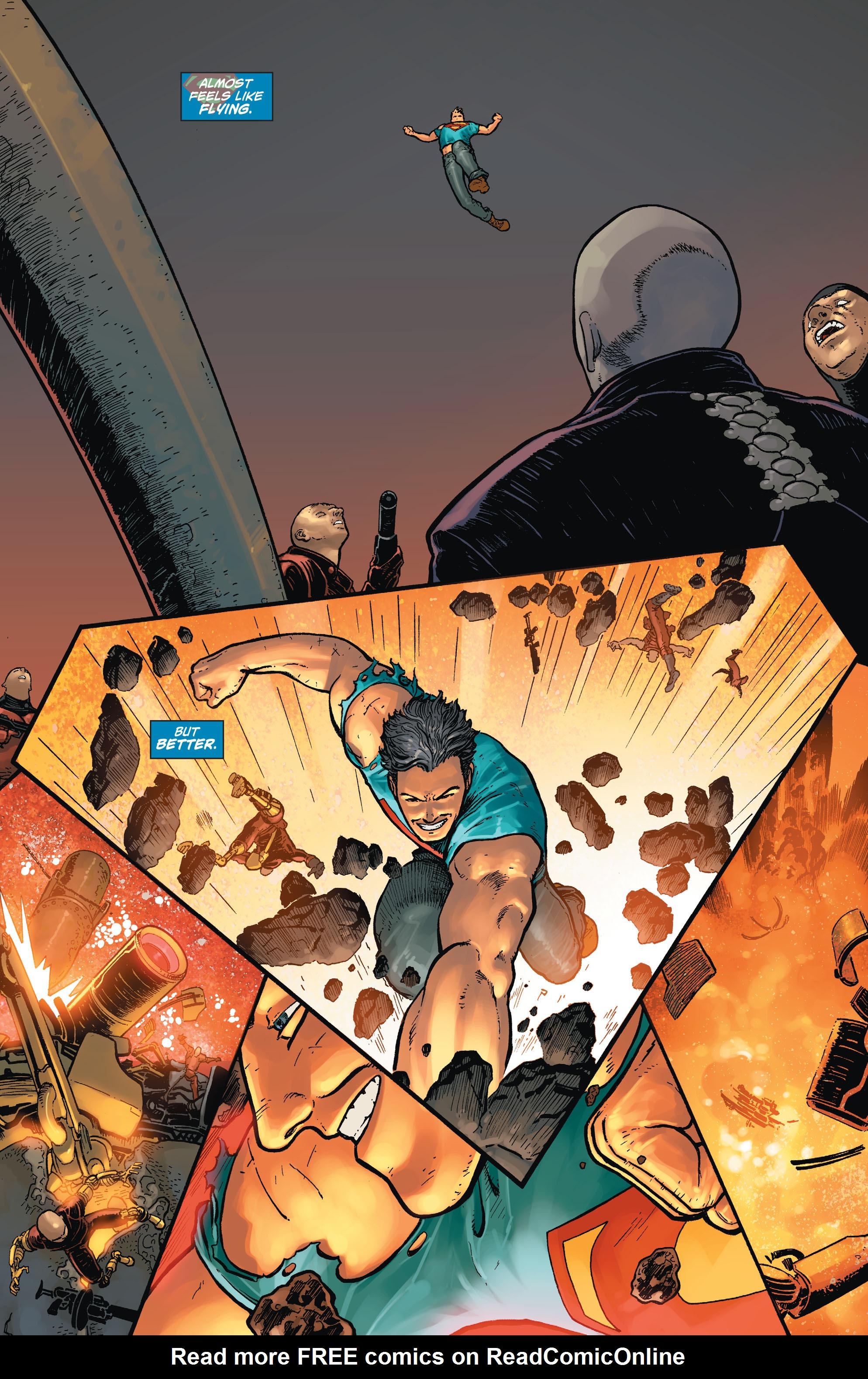 DC Comics: Zero Year chap tpb pic 64