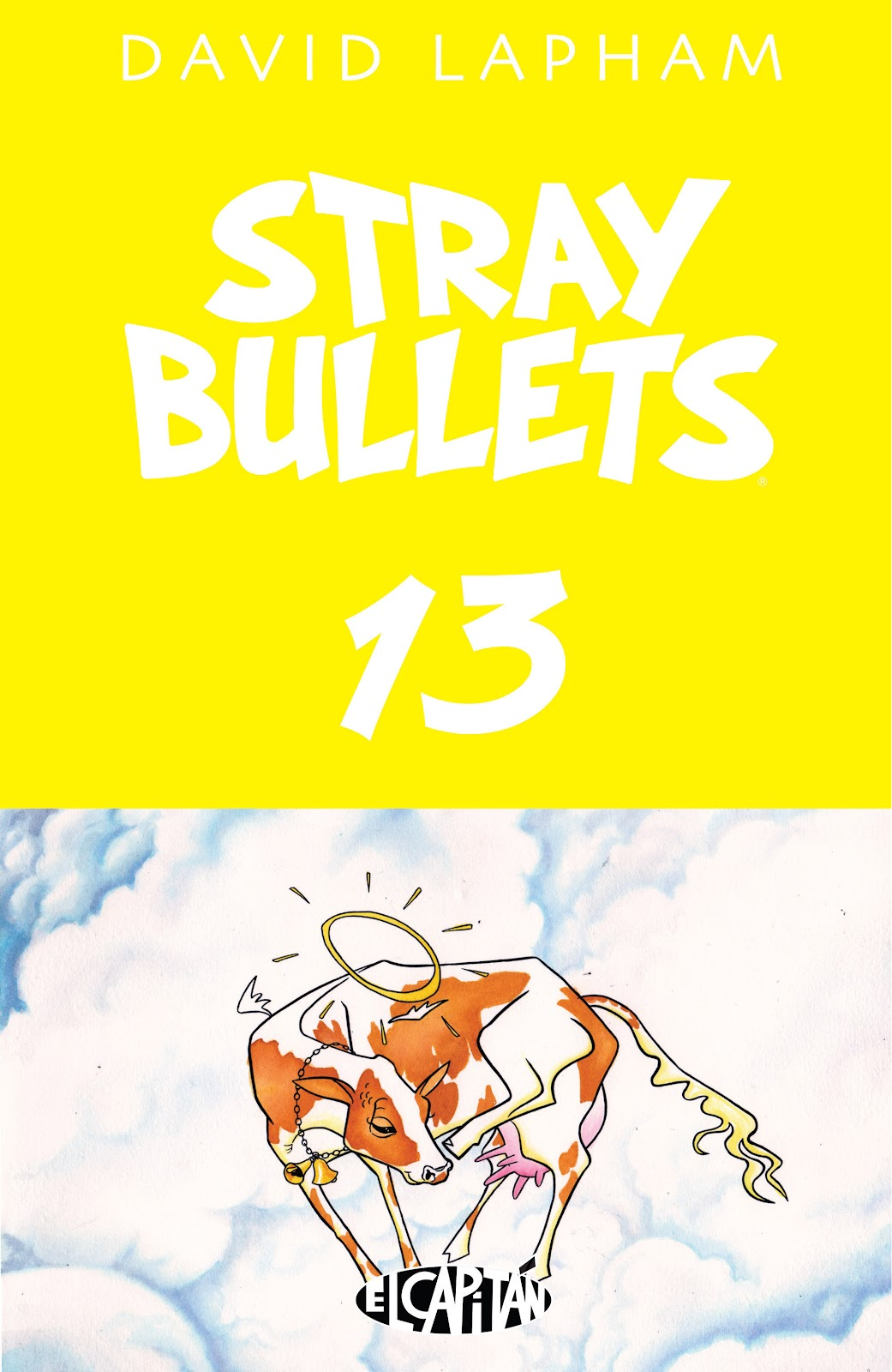 Stray Bullets Issue #13 #13 - English 1