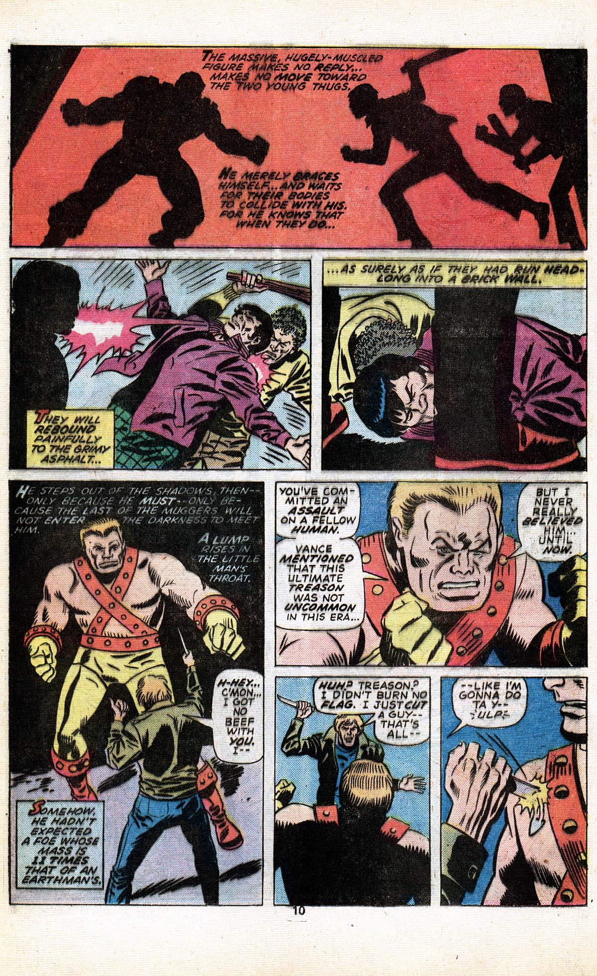 Read online Giant-Size Defenders comic -  Issue #5 - 12