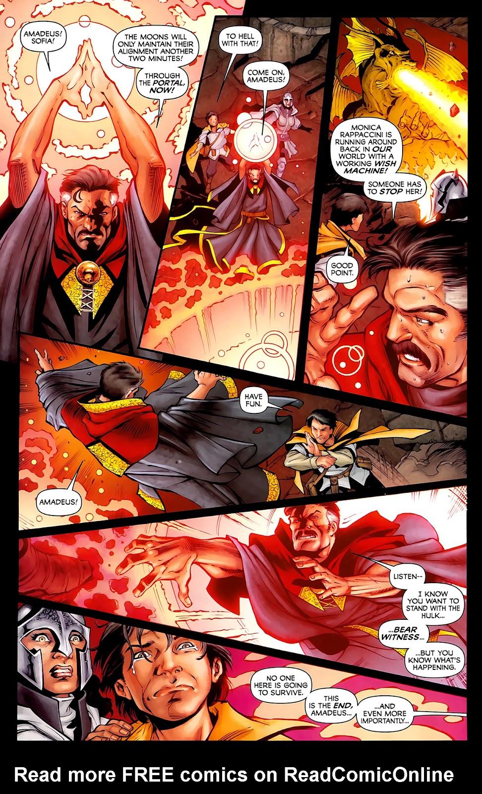 Incredible Hulks (2010) Issue #634 #24 - English 13