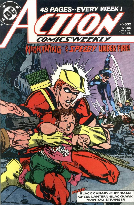 Action Comics (1938) 632 Page 1