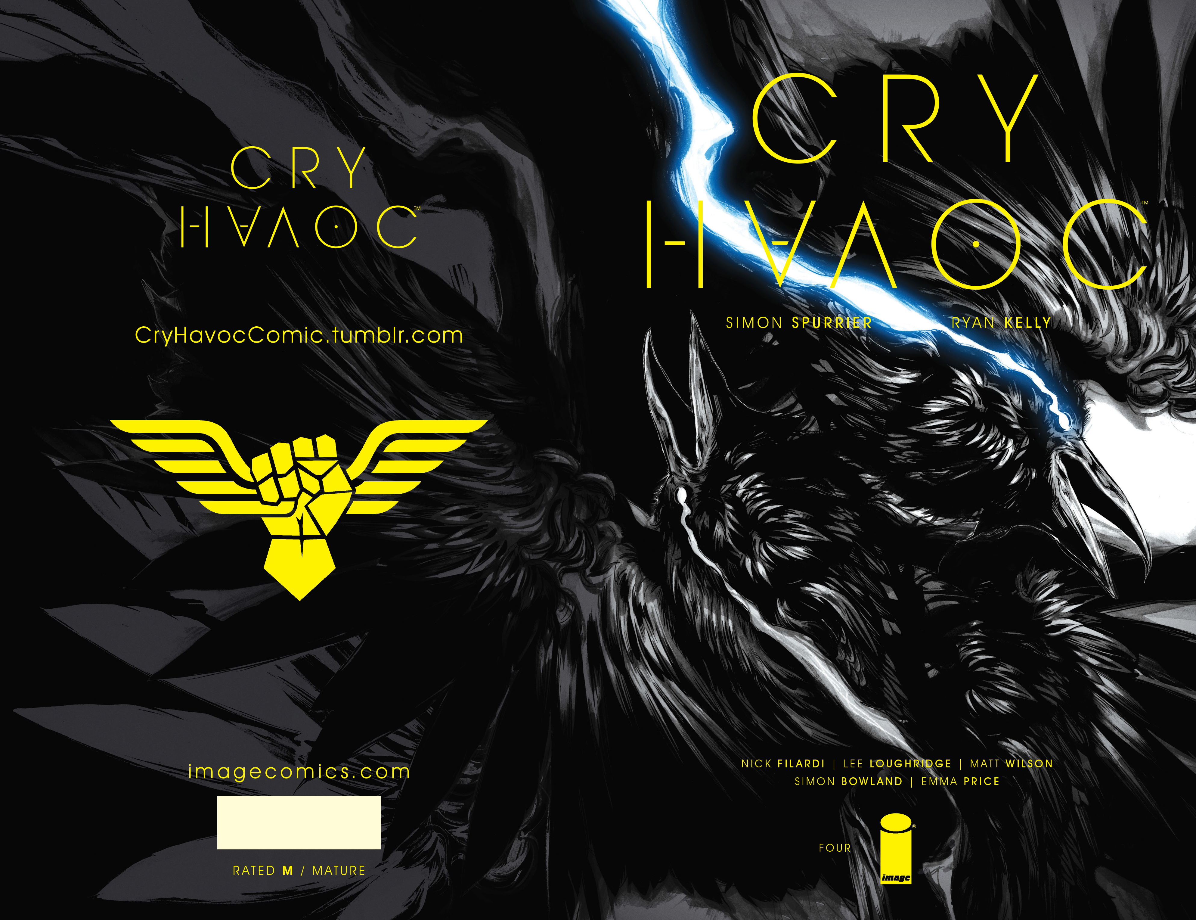 Cry Havoc 4 Page 1