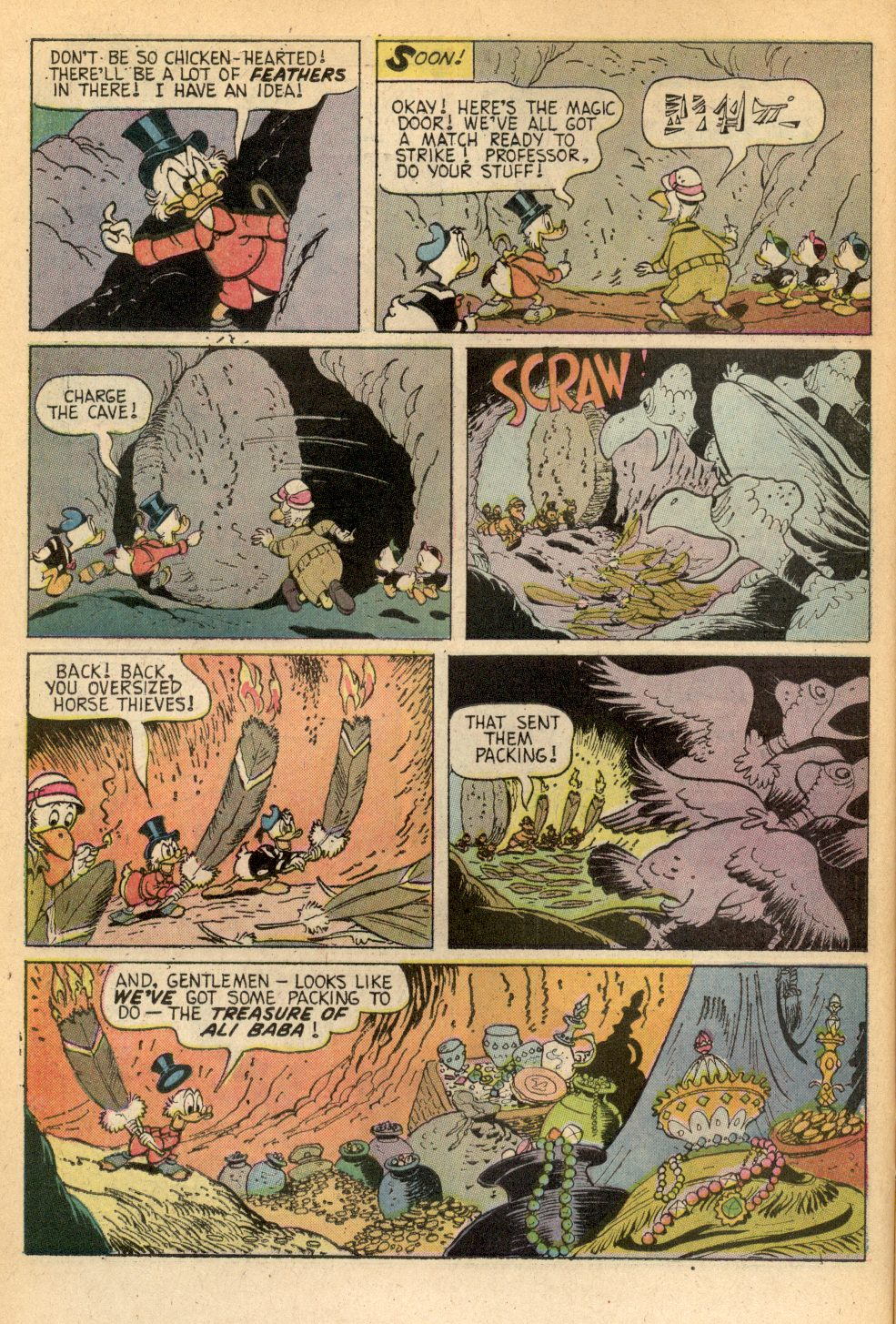 Uncle Scrooge (1953) Issue #90 #90 - English 14