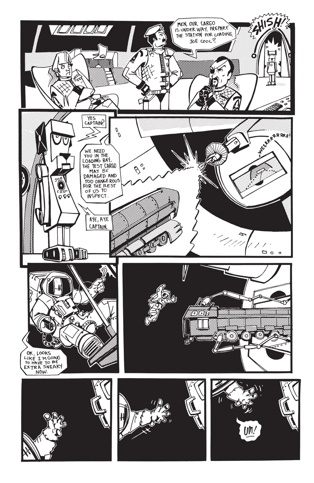 Read online Scud: The Disposable Assassin: The Whole Shebang comic -  Issue # TPB (Part 2) - 49