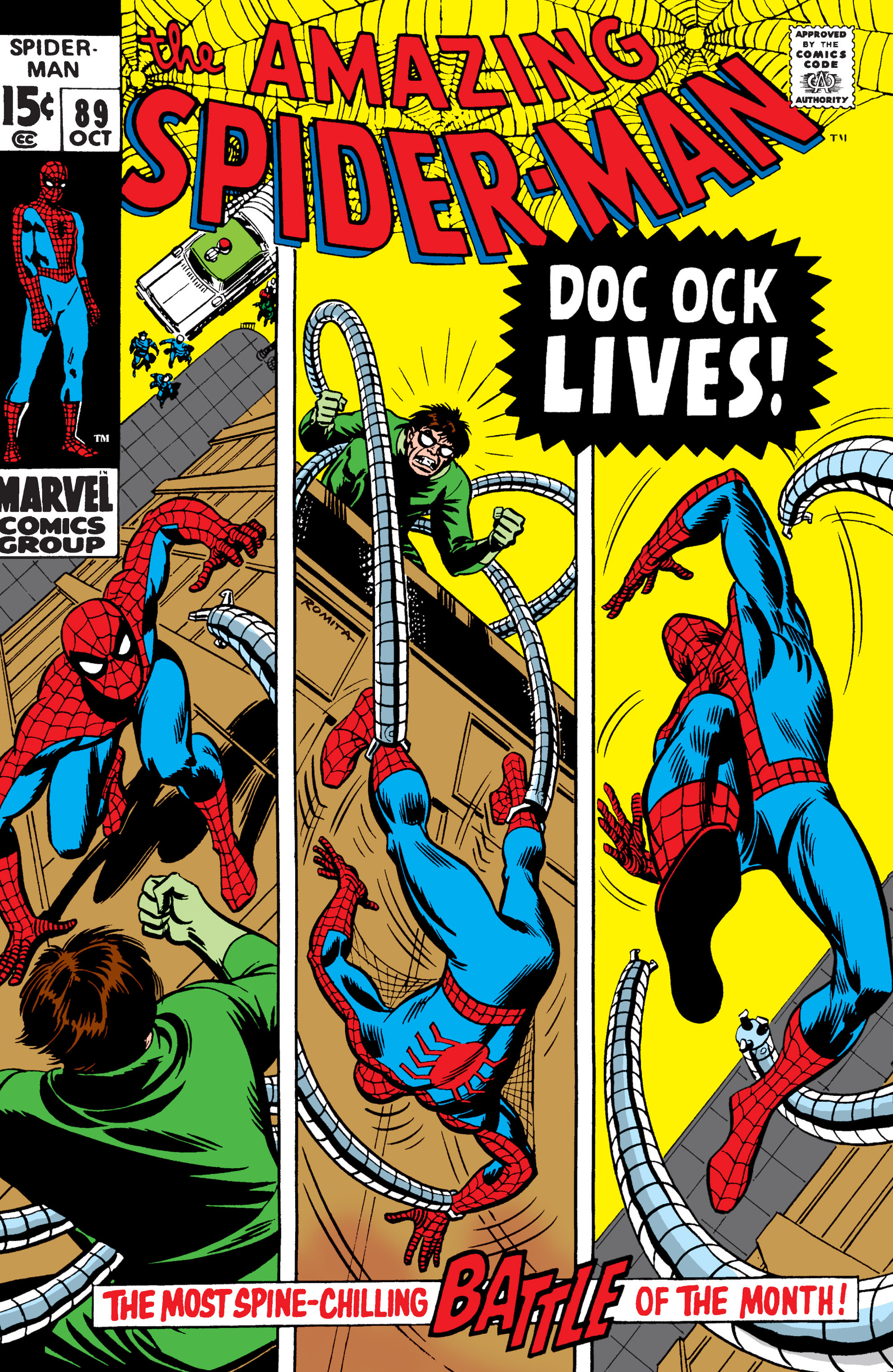 The Amazing Spider-Man (1963) 89 Page 1