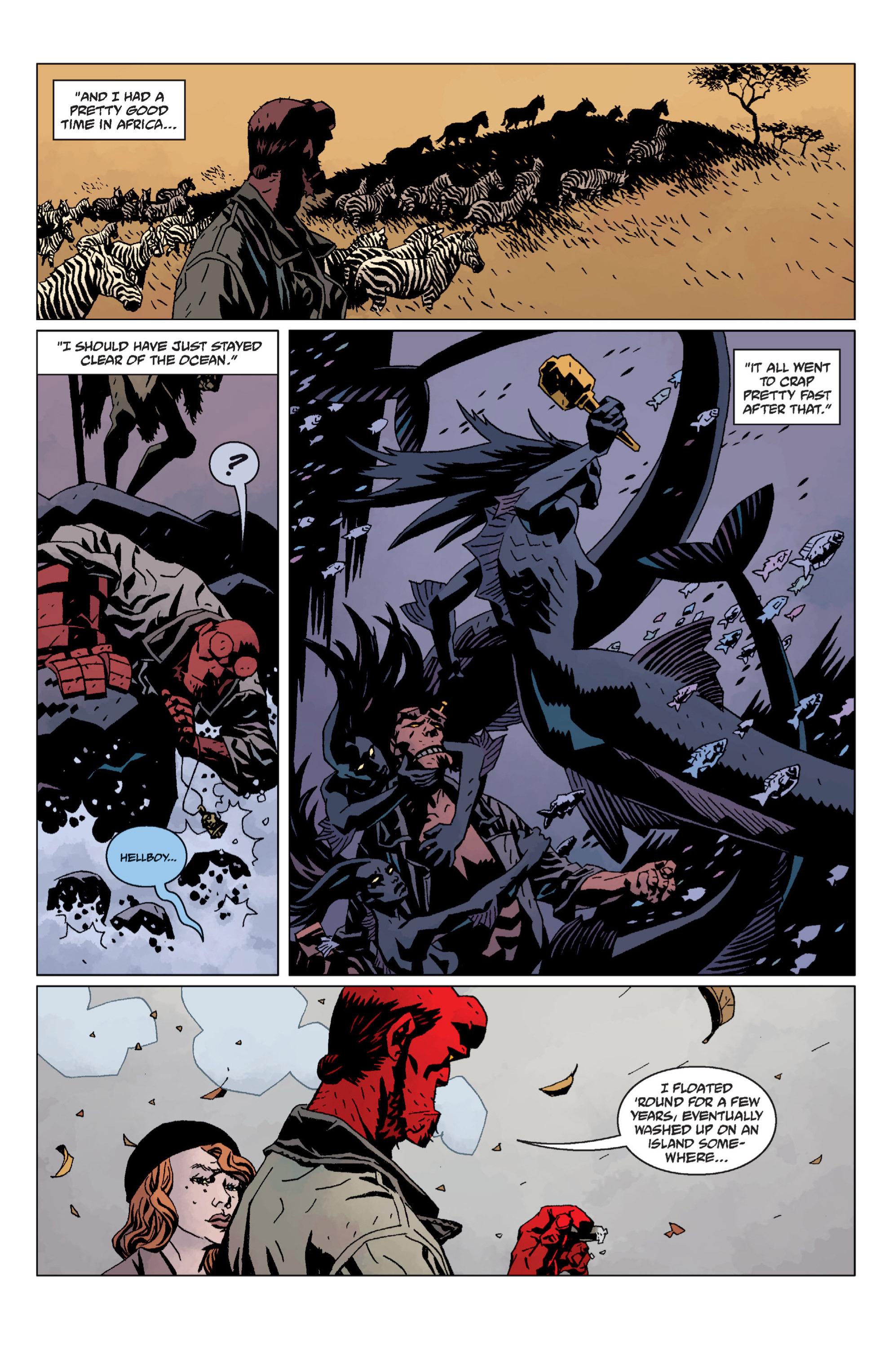 Hellboy chap 12 pic 16
