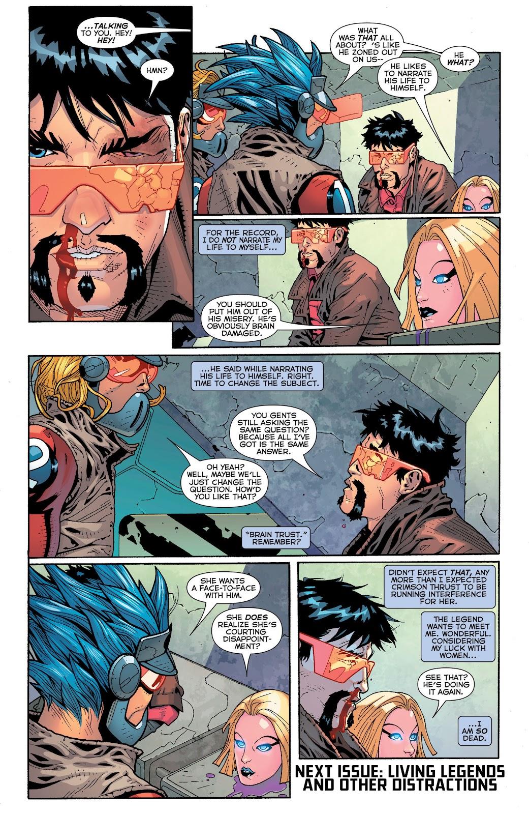 Threshold (2013) Issue #6 #6 - English 30