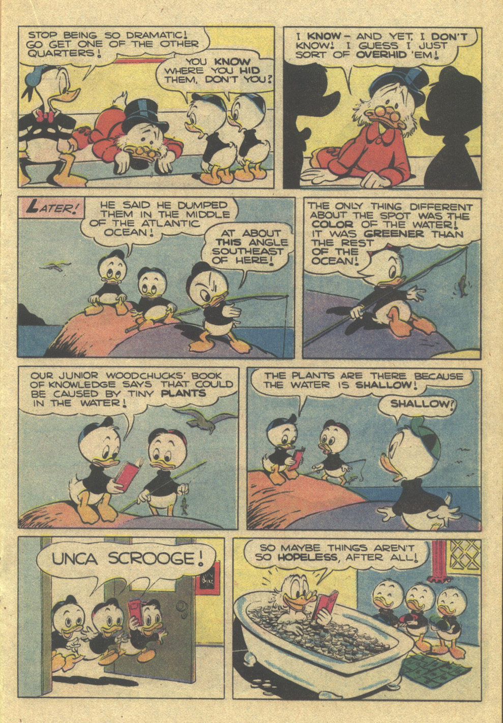 Uncle Scrooge (1953) Issue #189 #189 - English 17