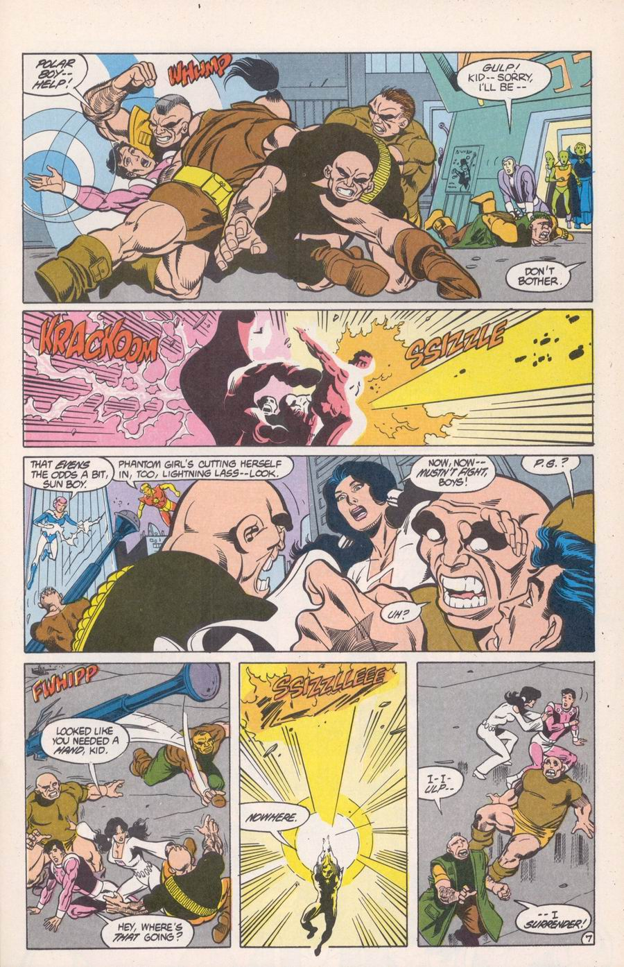Tales of the Legion Issue #354 #41 - English 8