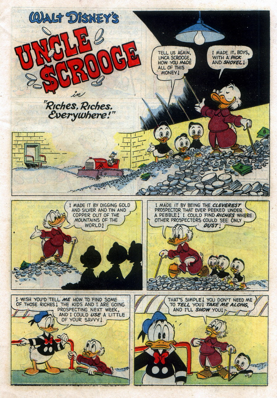 Uncle Scrooge (1953) Issue #11 #11 - English 19